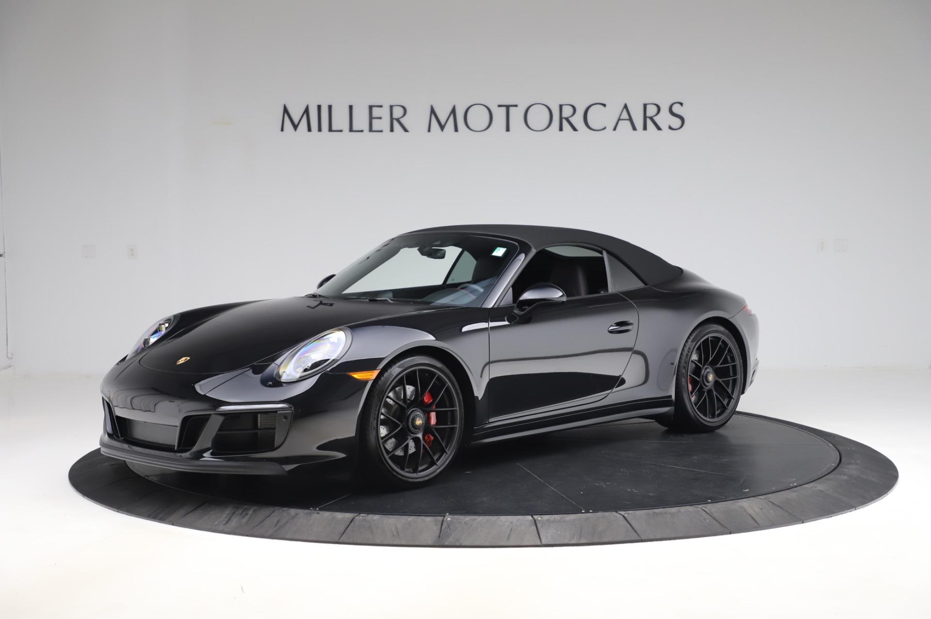 Used 2018 Porsche 911 Carrera 4 GTS