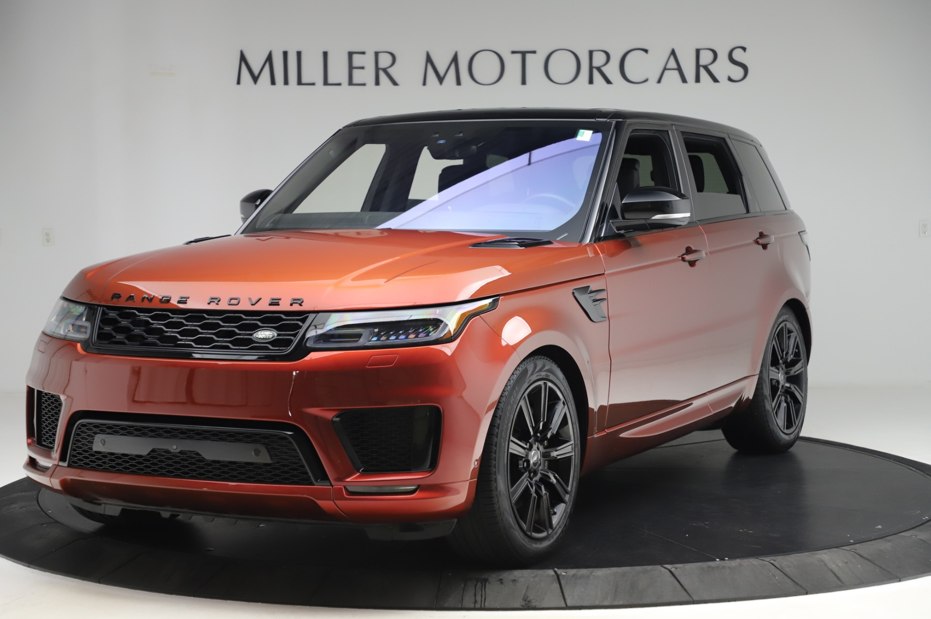 Used 2019 Land Rover Range Rover Sport Autobiography | Greenwich, CT