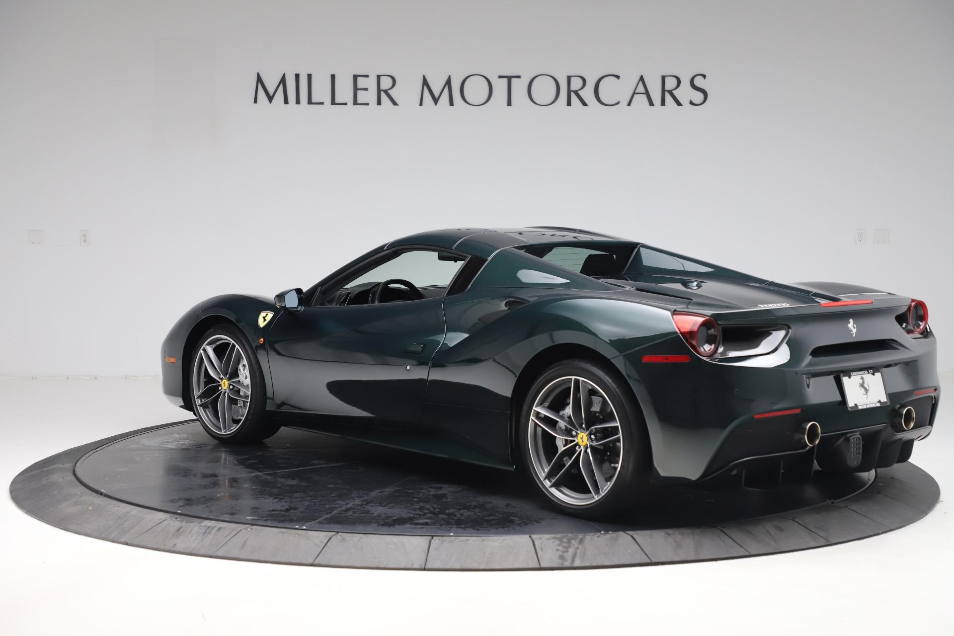 Used 2019 Ferrari 488 Spider Base