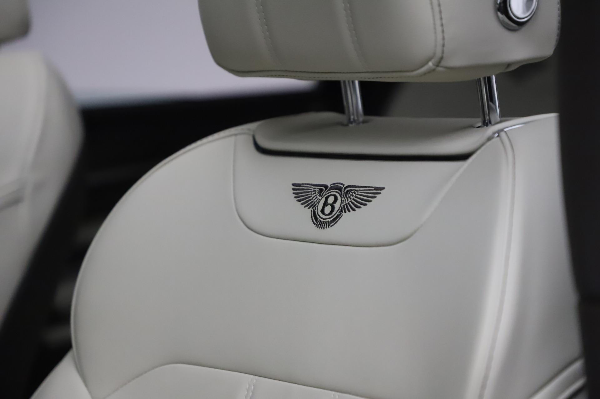 Used 2018 Bentley Bentayga Onyx Edition