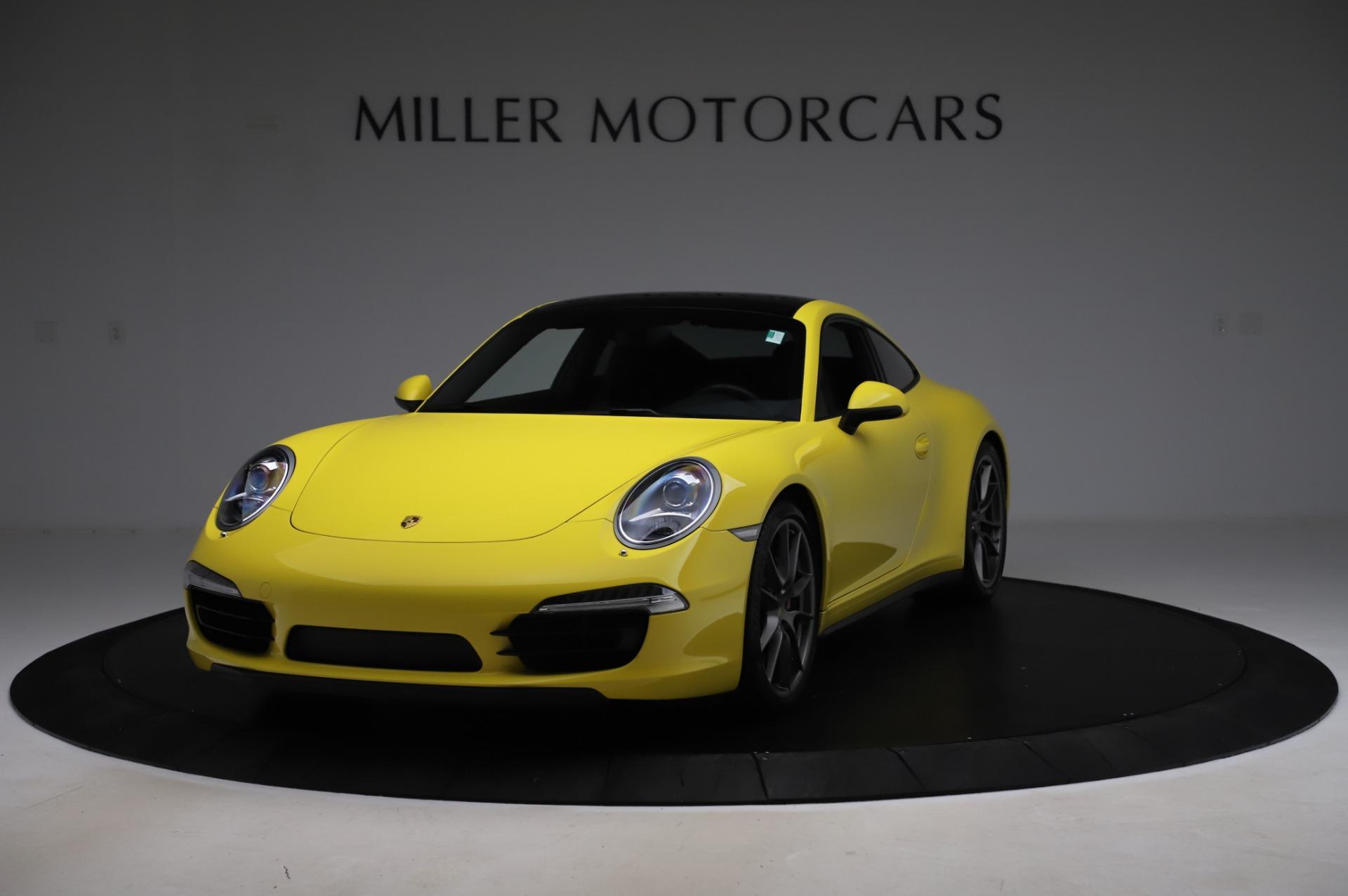 Used 2013 Porsche 911 Carrera 4S | Greenwich, CT