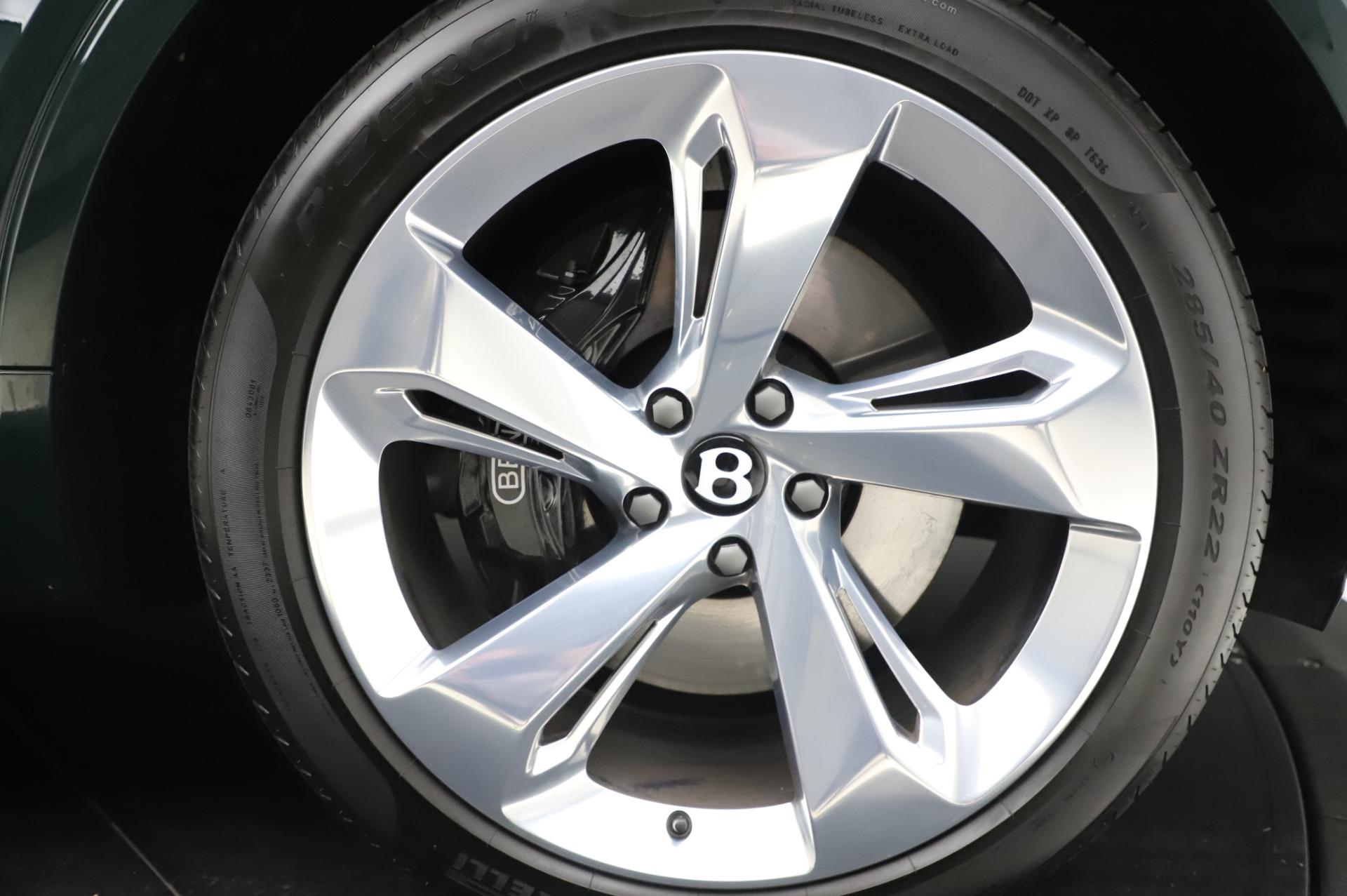 Used 2020 Bentley Bentayga V8