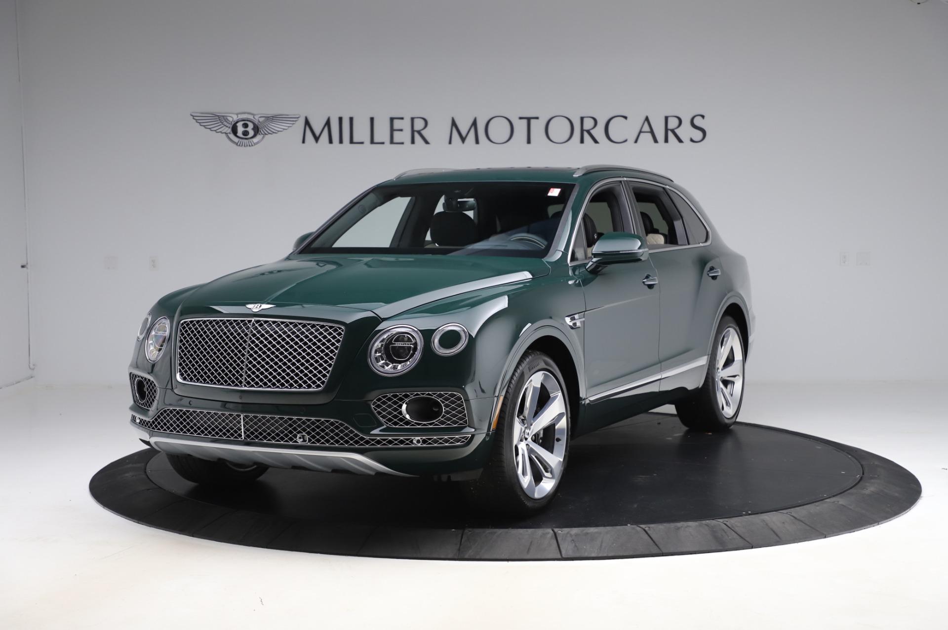 Used 2020 Bentley Bentayga V8   Greenwich, CT