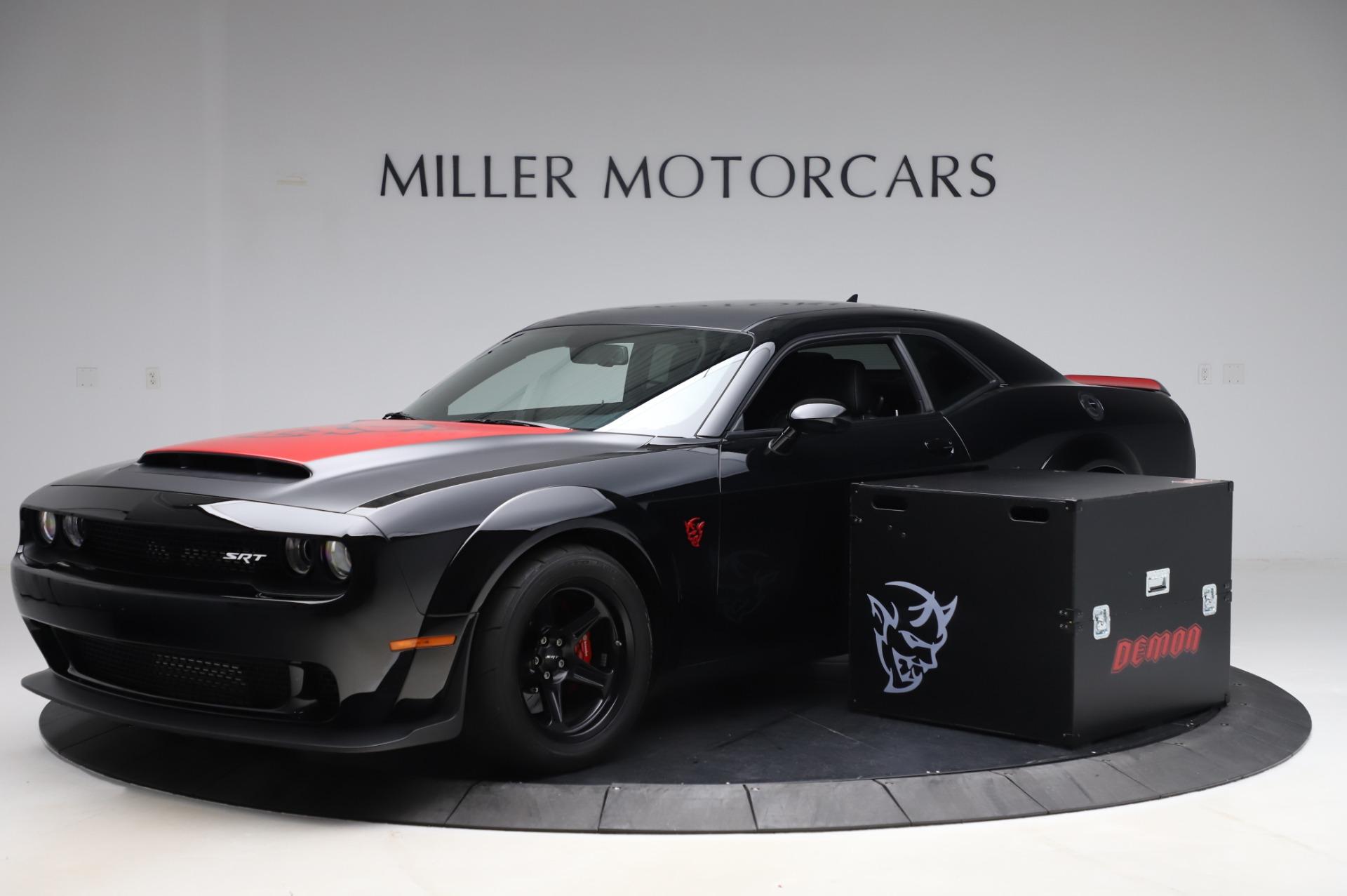 Used 2018 Dodge Challenger SRT Demon | Greenwich, CT