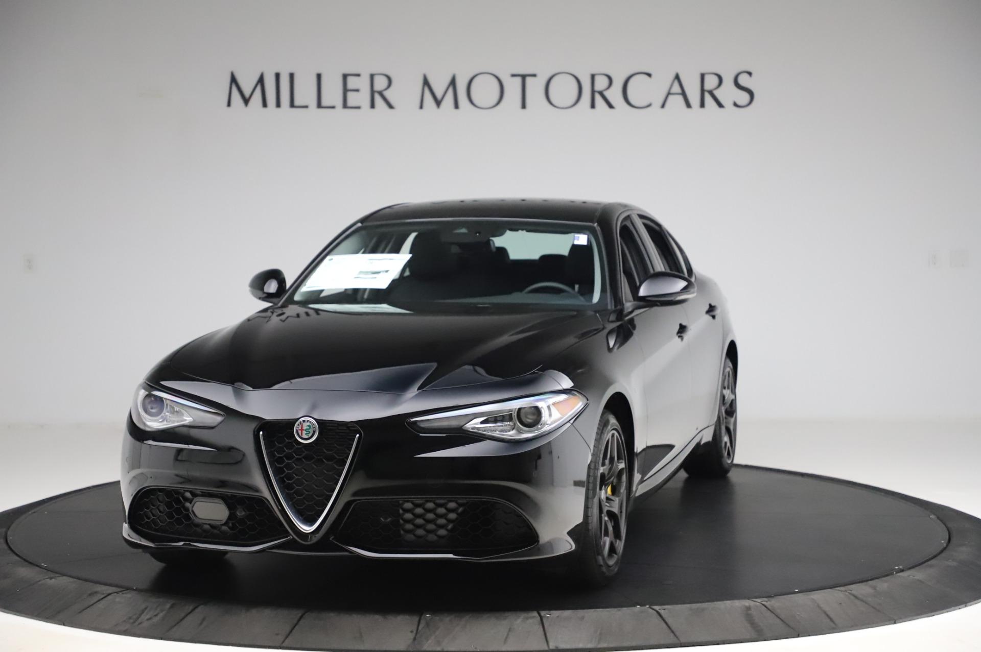New 2020 Alfa Romeo Giulia Sport Q4 | Greenwich, CT