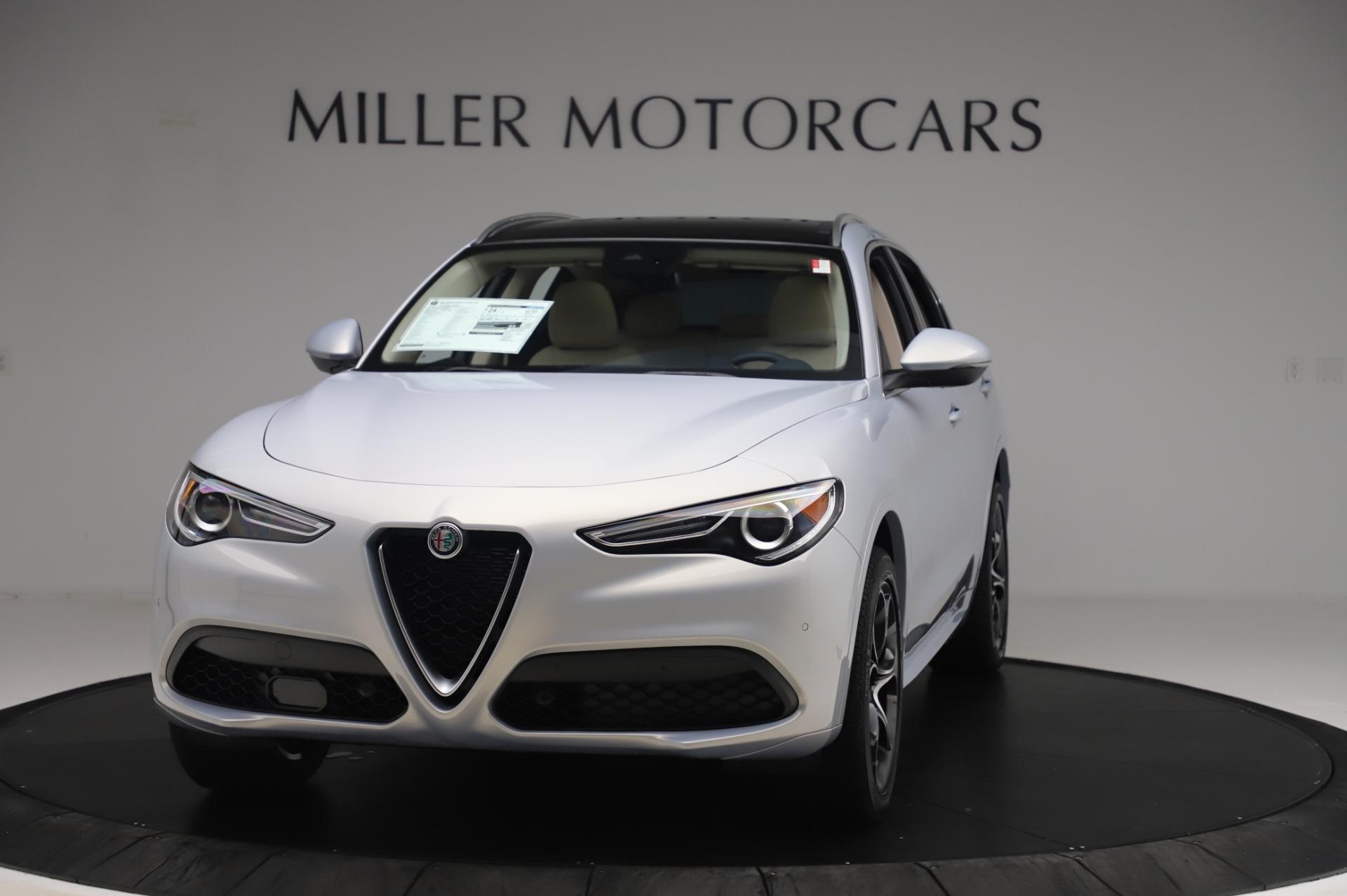 New 2020 Alfa Romeo Stelvio Ti Lusso Q4   Greenwich, CT