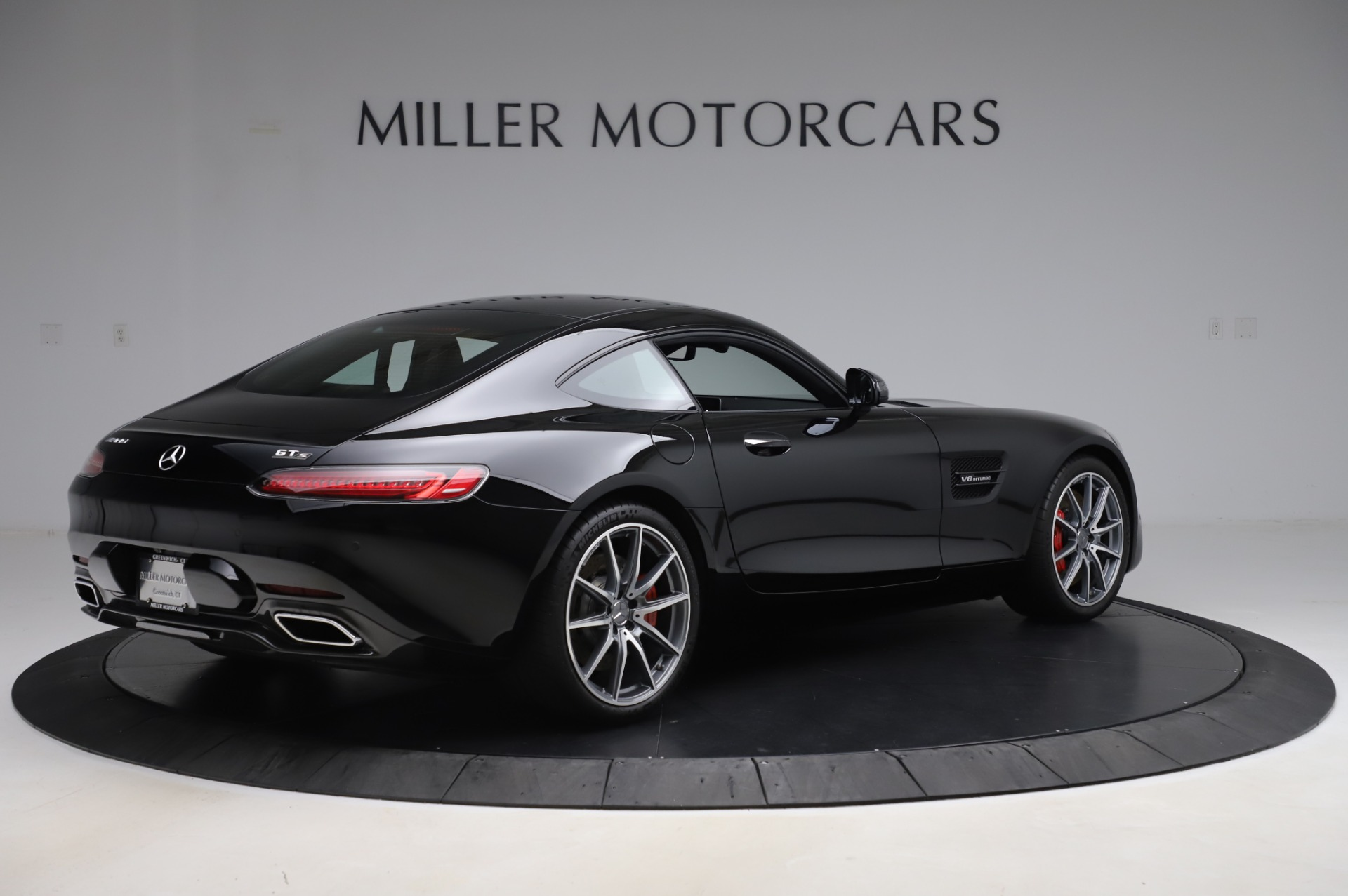 Used 2018 Mercedes Benz AMG GT S