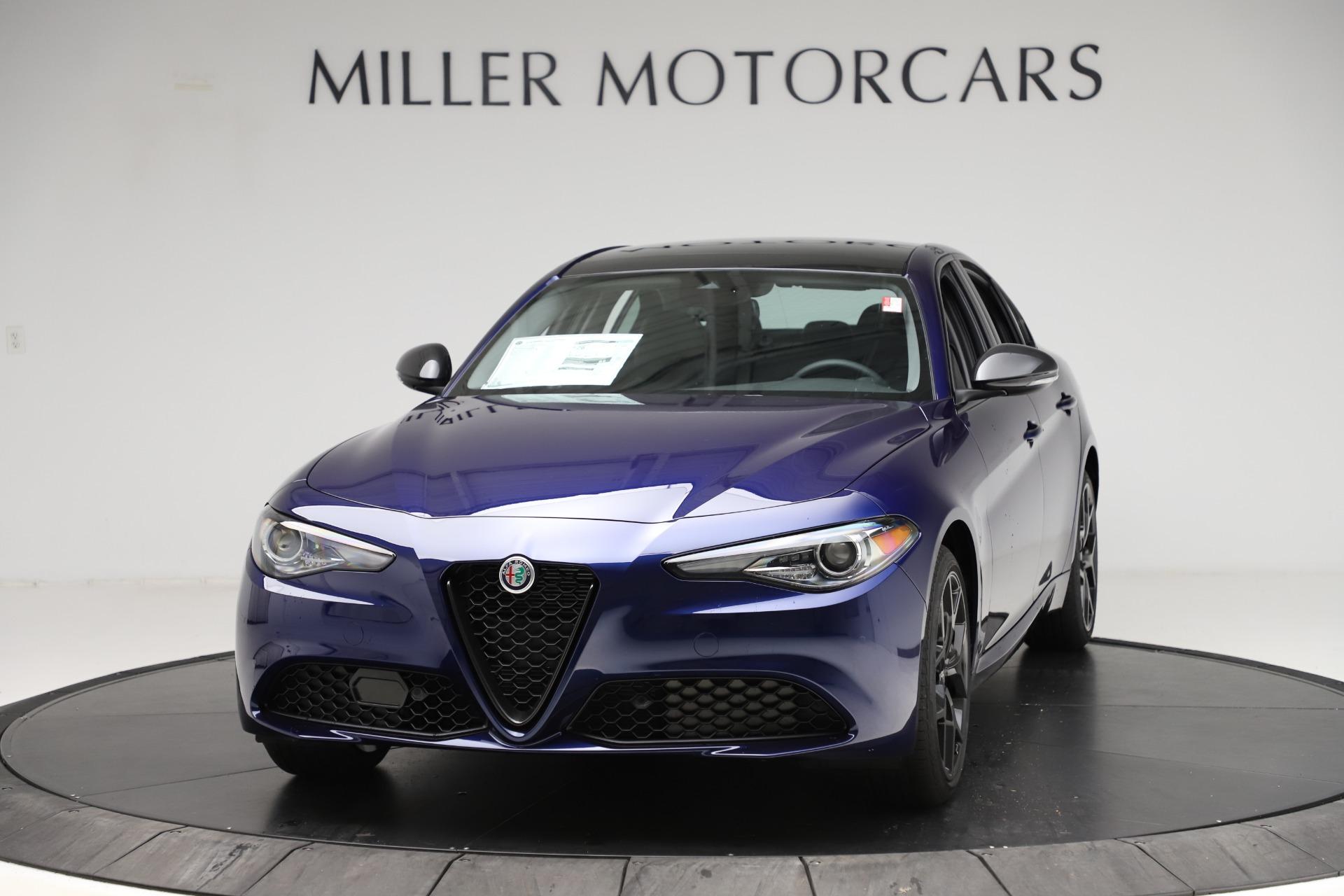New 2020 Alfa Romeo Giulia Ti Q4 | Greenwich, CT