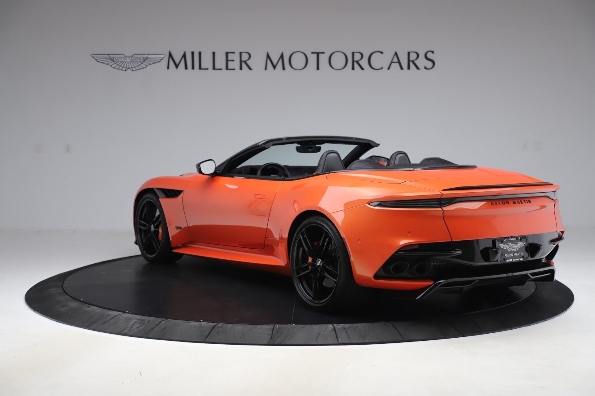 Used 2020 Aston Martin DBS Superleggera Volante