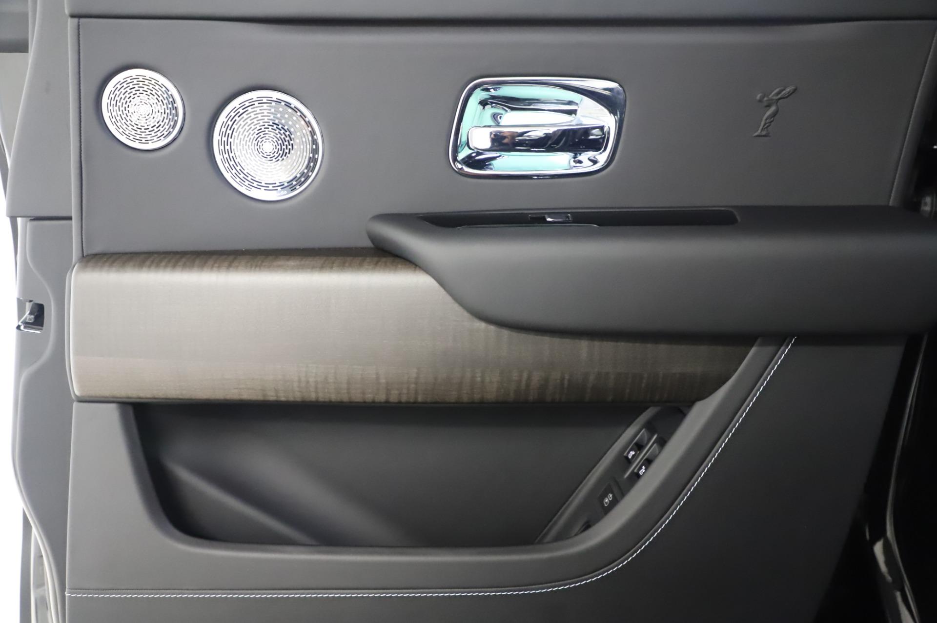 New 2021 Rolls Royce Cullinan