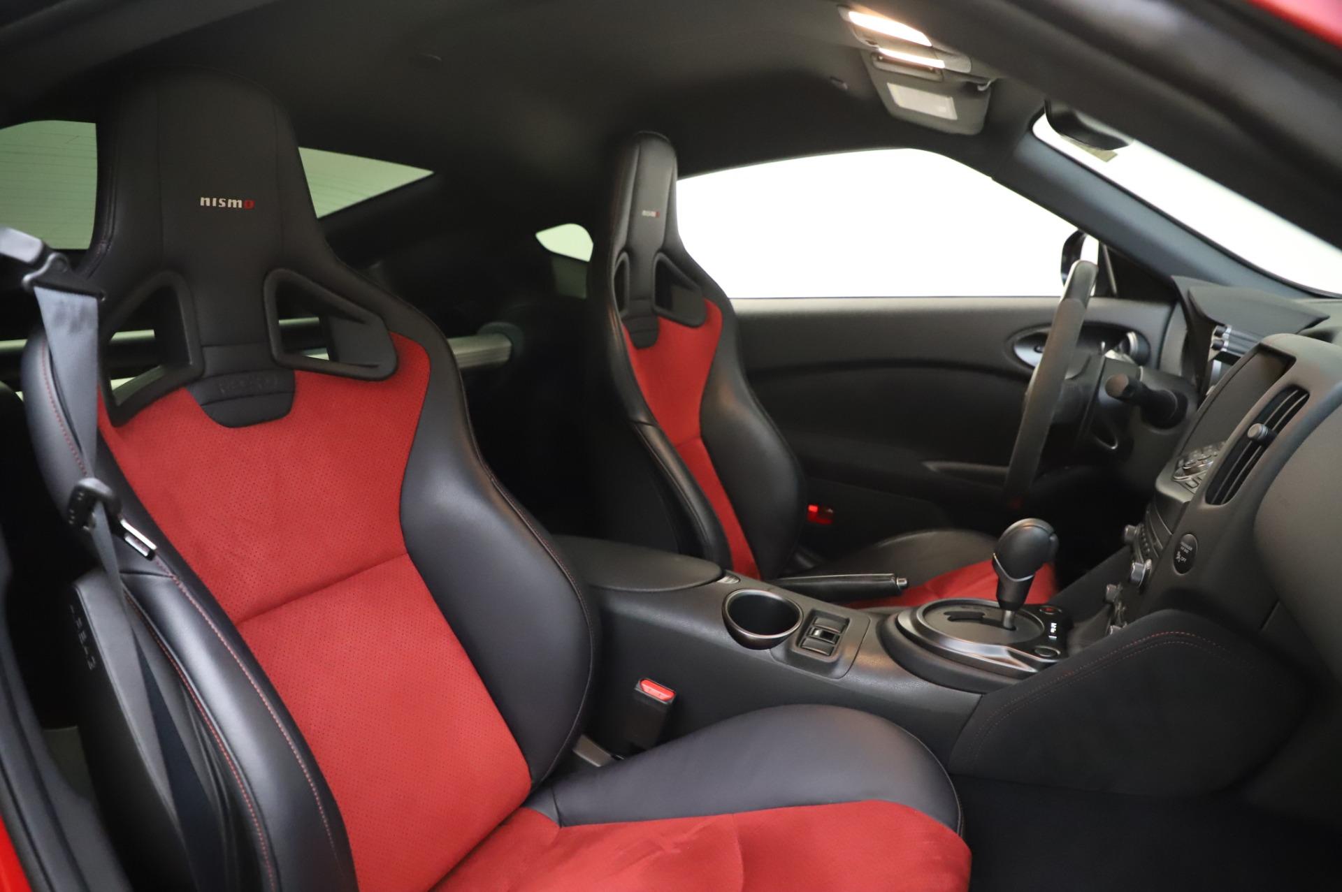 Used 2018 Nissan 370Z NISMO Tech
