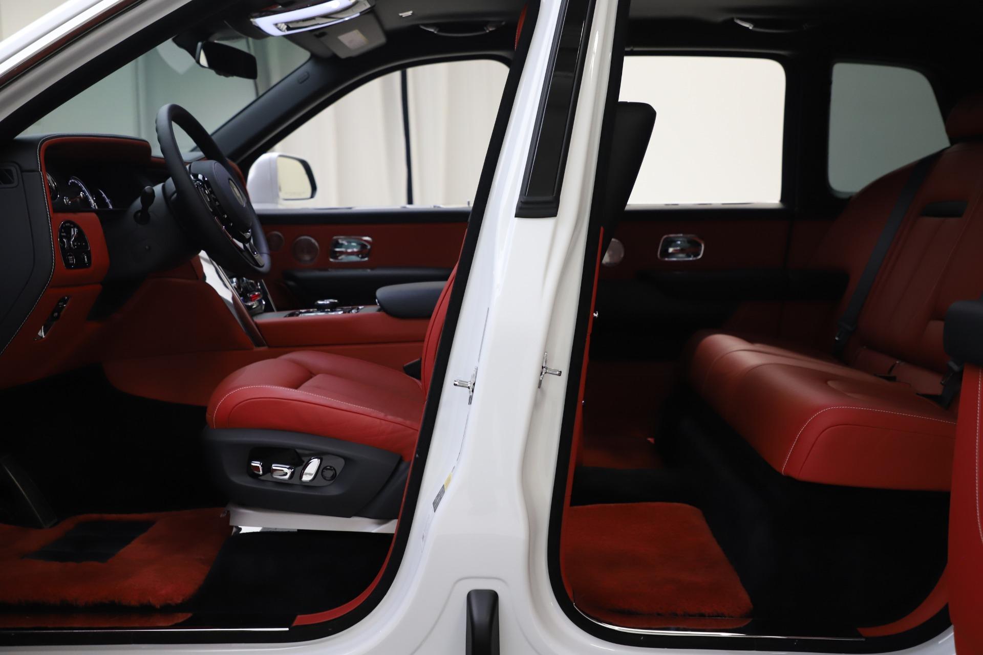 Used 2021 Rolls Royce Cullinan