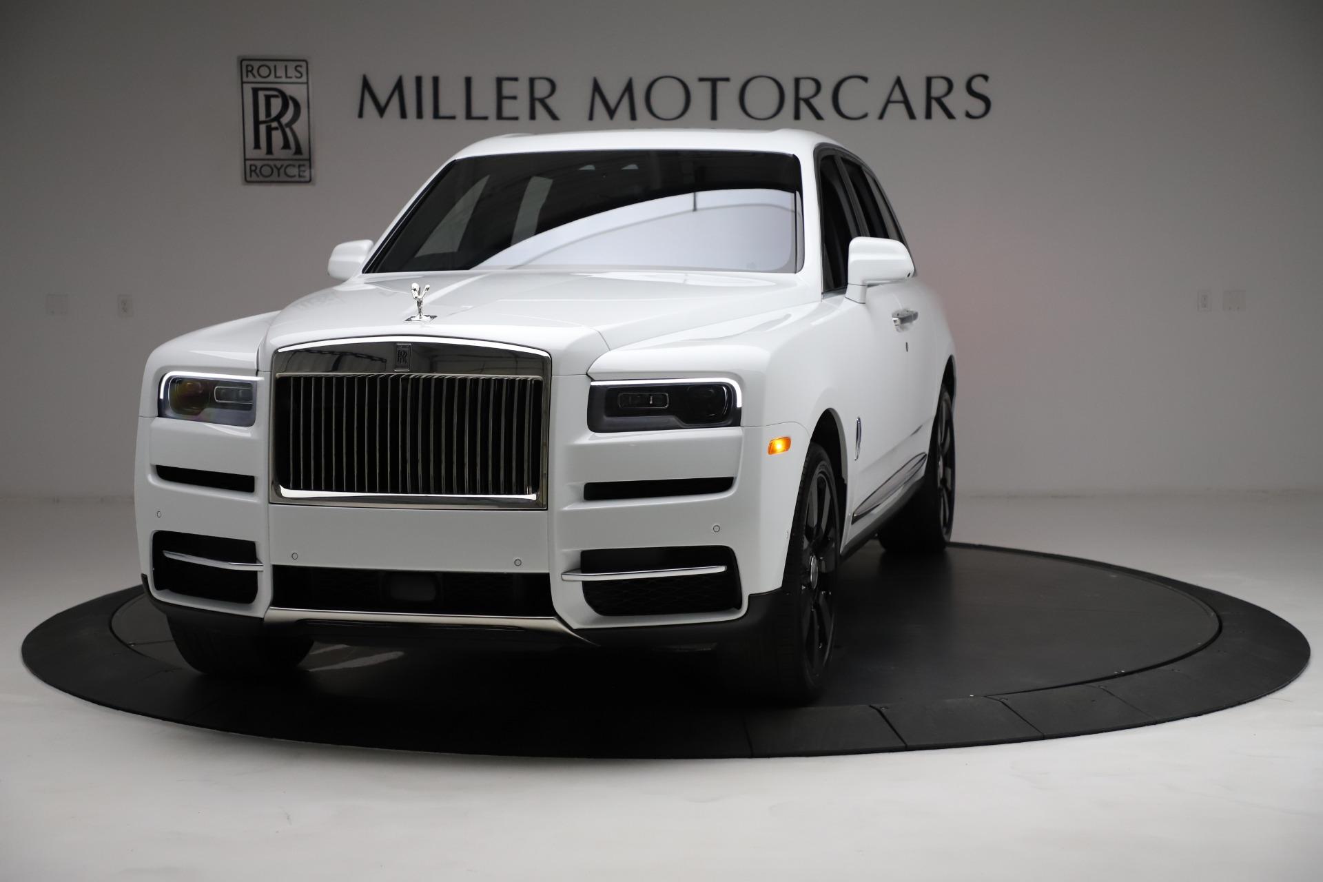 Used 2021 Rolls-Royce Cullinan    Greenwich, CT