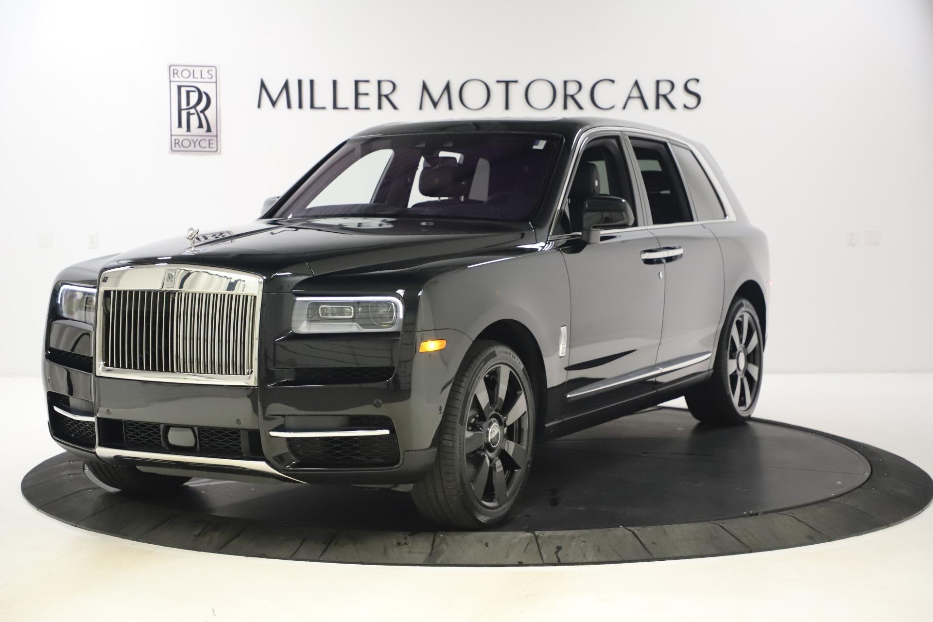 New 2021 Rolls-Royce Cullinan  | Greenwich, CT