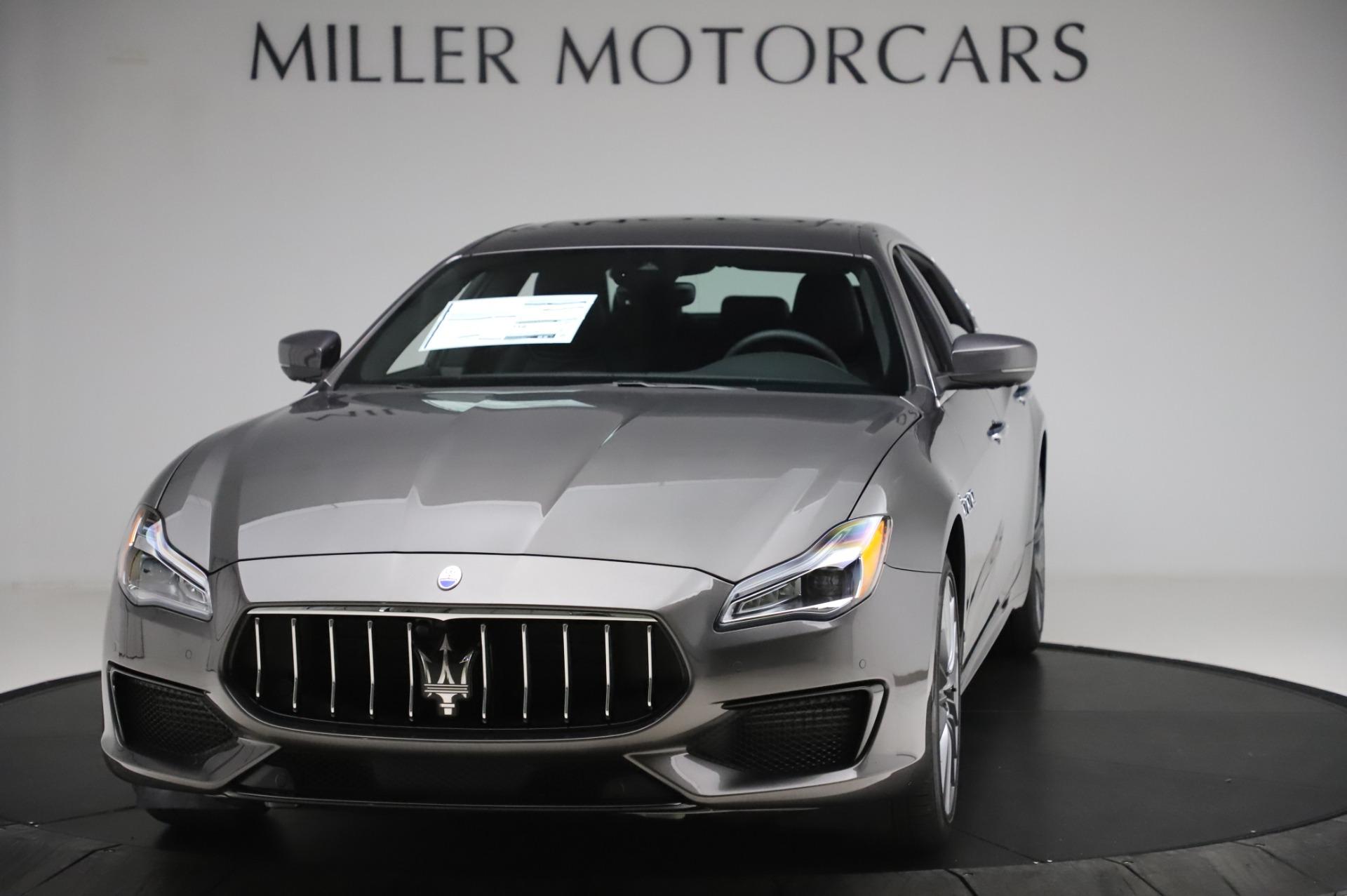 New 2020 Maserati Quattroporte S Q4 GranSport | Greenwich, CT