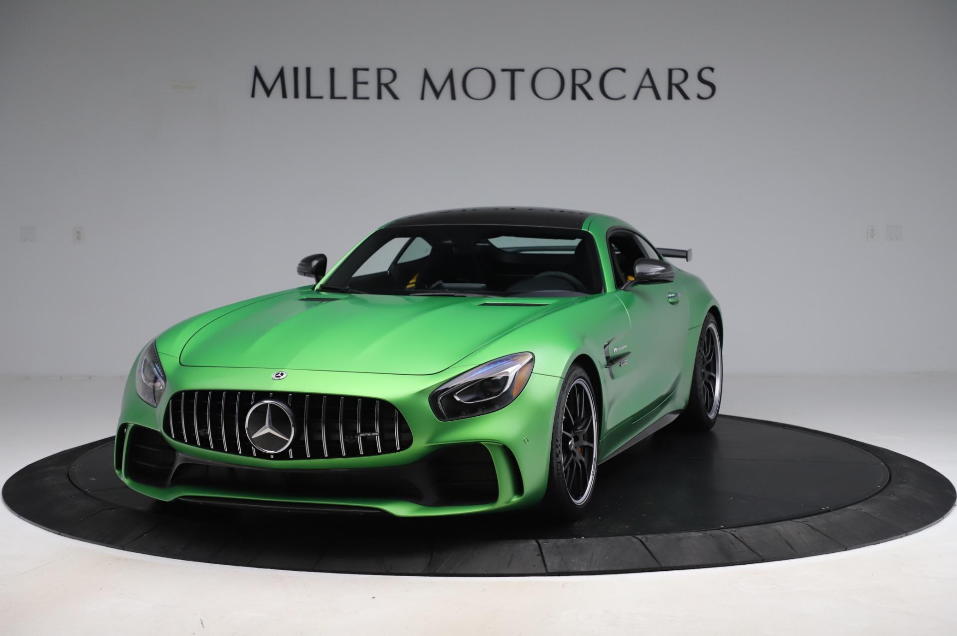 Used 2019 Mercedes-Benz AMG GT R   Greenwich, CT