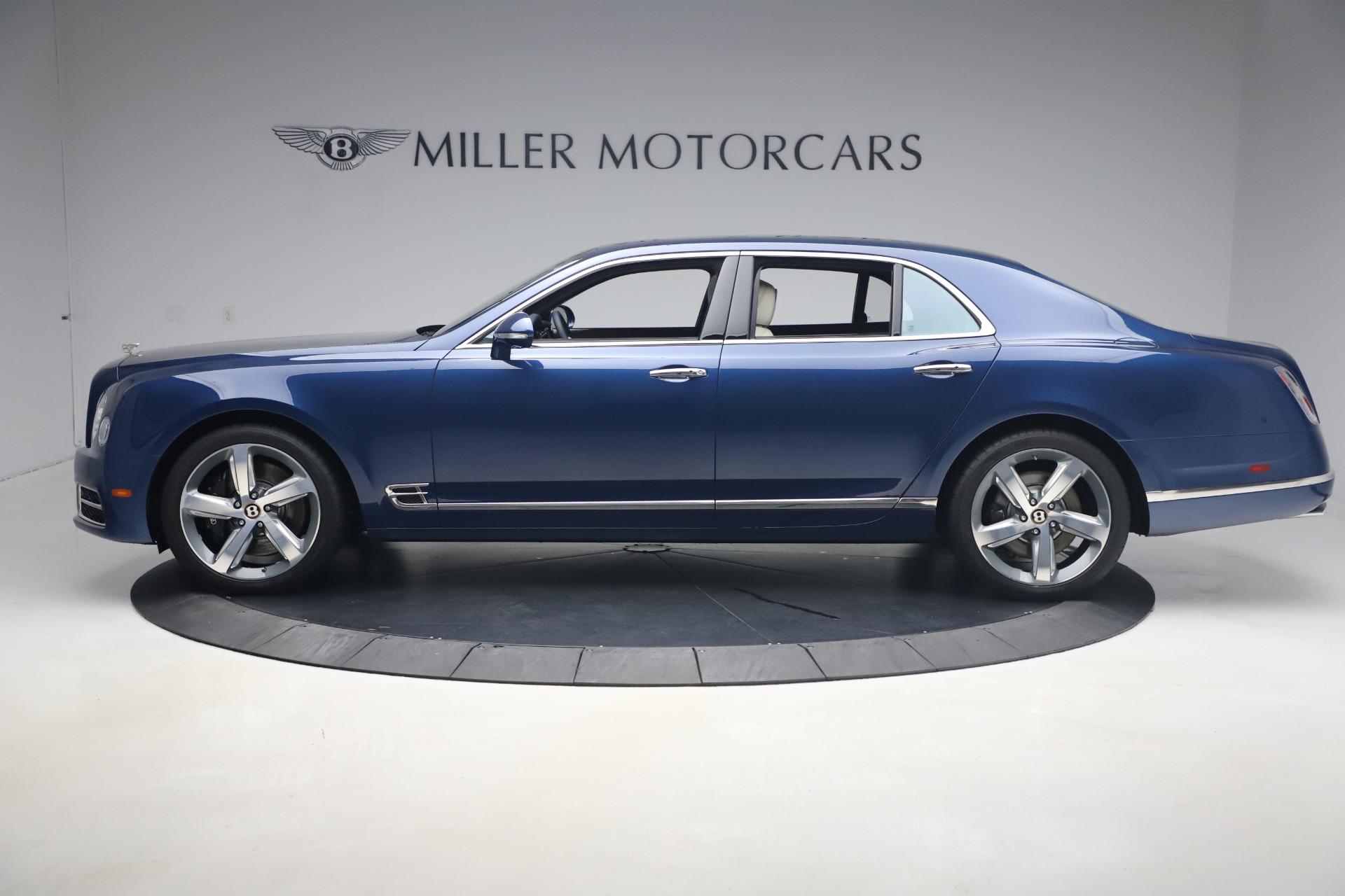 Used 2020 Bentley Mulsanne Speed