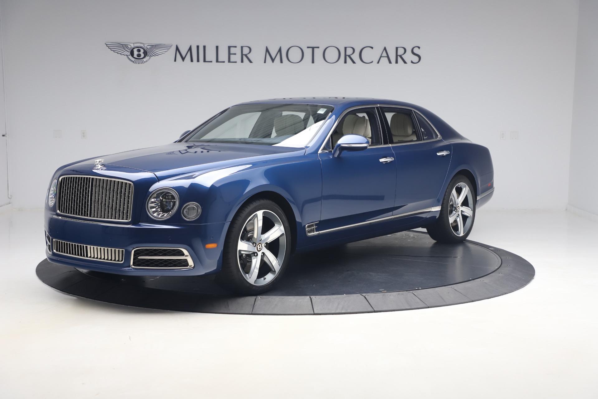 Used 2020 Bentley Mulsanne Speed | Greenwich, CT