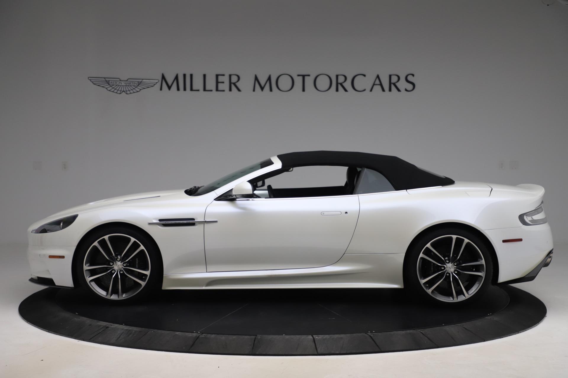 Used 2010 Aston Martin DBS Volante