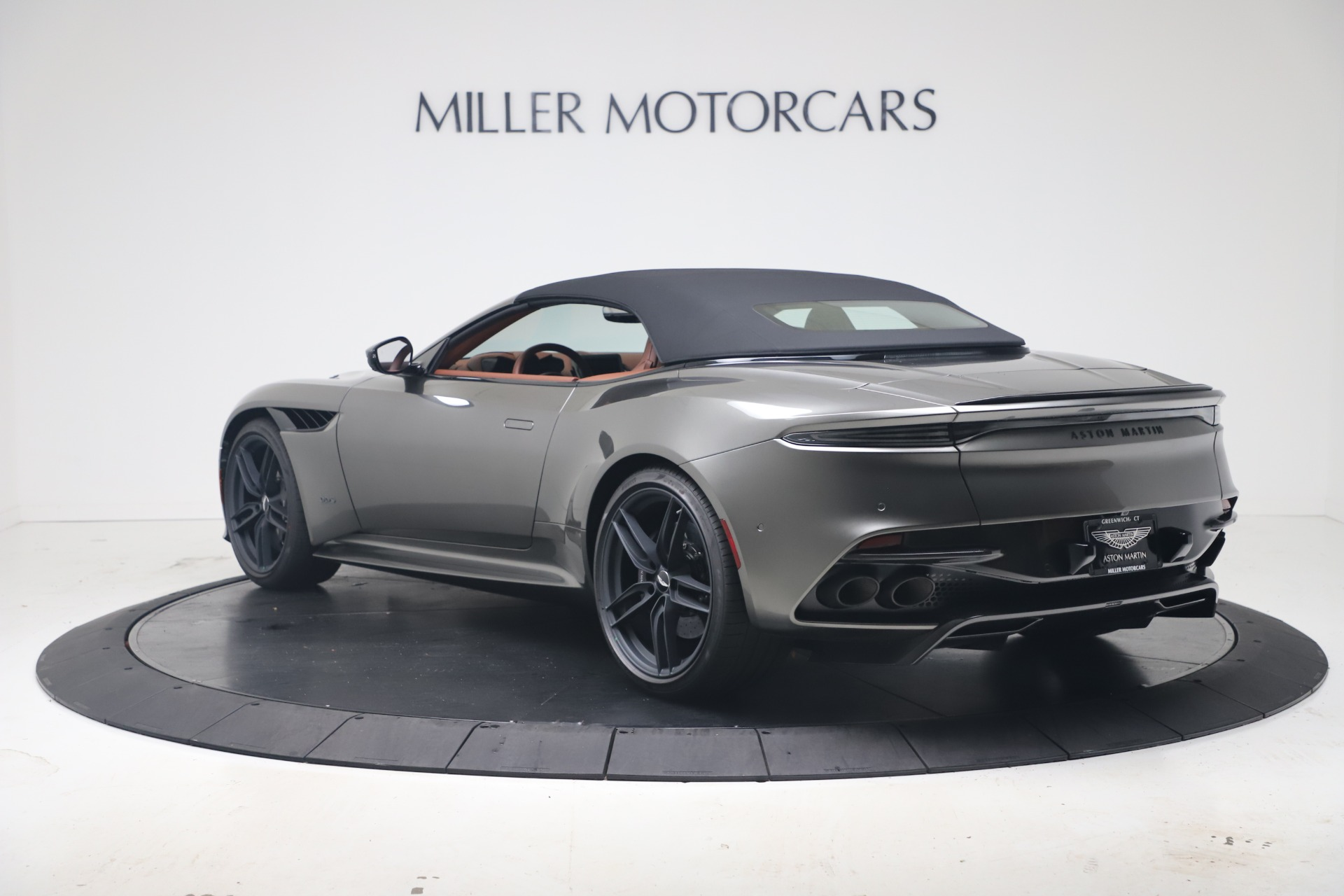 New 2020 Aston Martin DBS Superleggera Volante