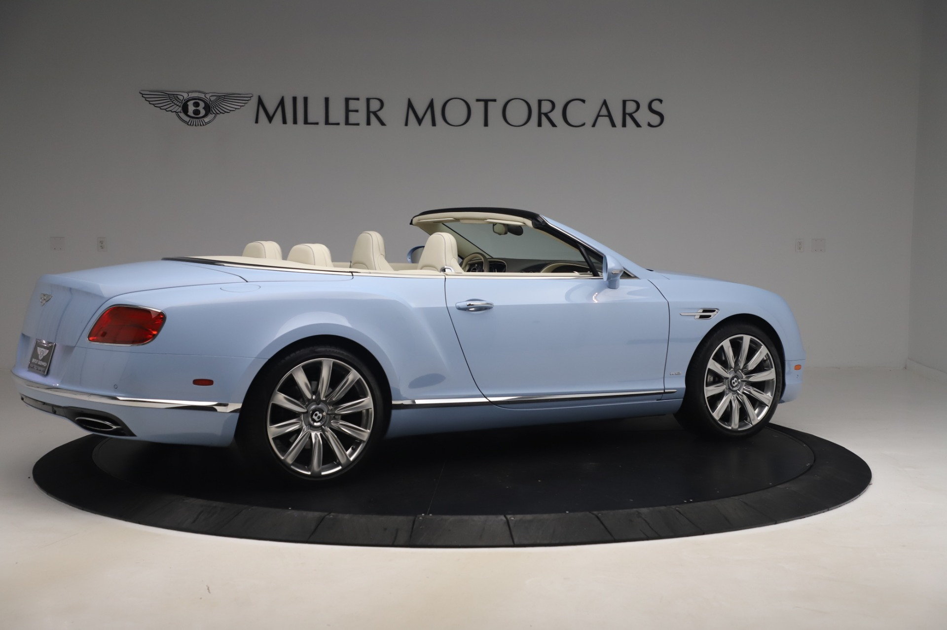 Used 2017 Bentley Continental GT Convertible W12