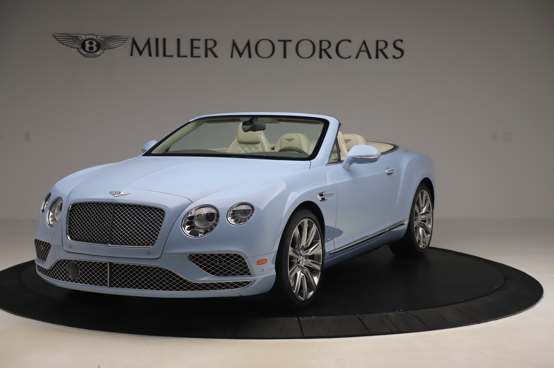 Used 2017 Bentley Continental GT Convertible W12   Greenwich, CT