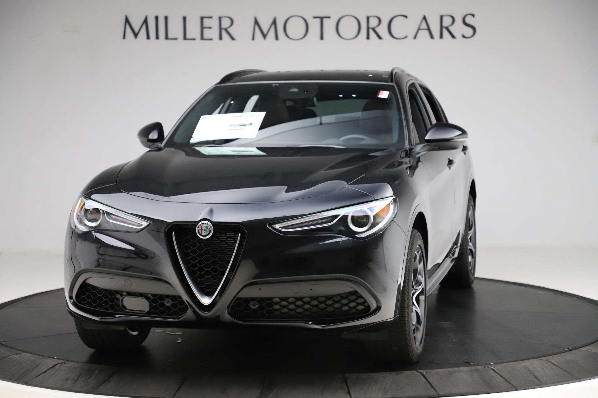 New 2020 Alfa Romeo Stelvio Ti Lusso Q4 | Greenwich, CT