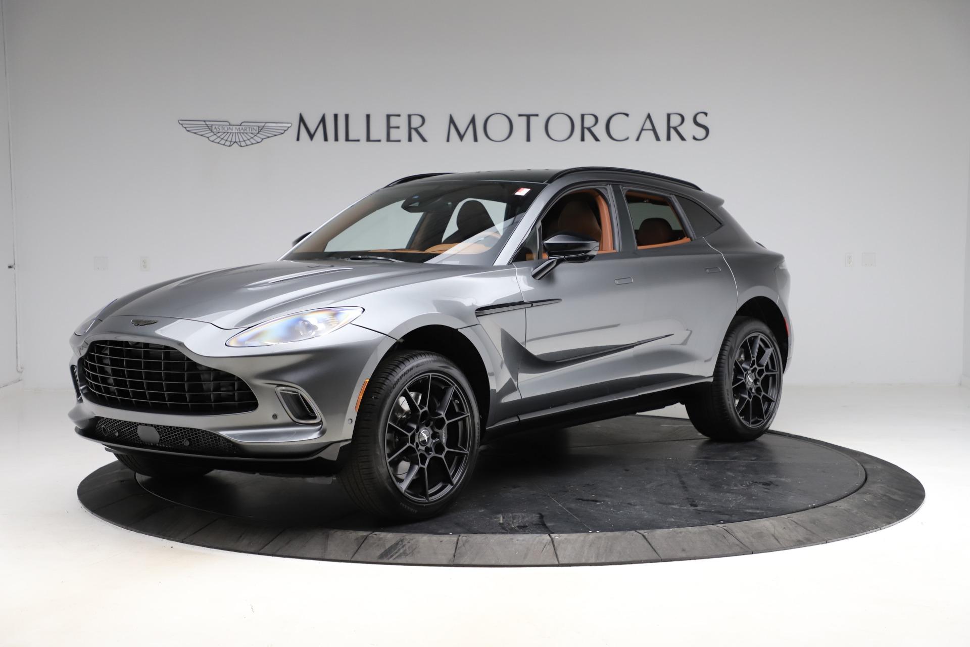 New 2021 Aston Martin DBX  | Greenwich, CT