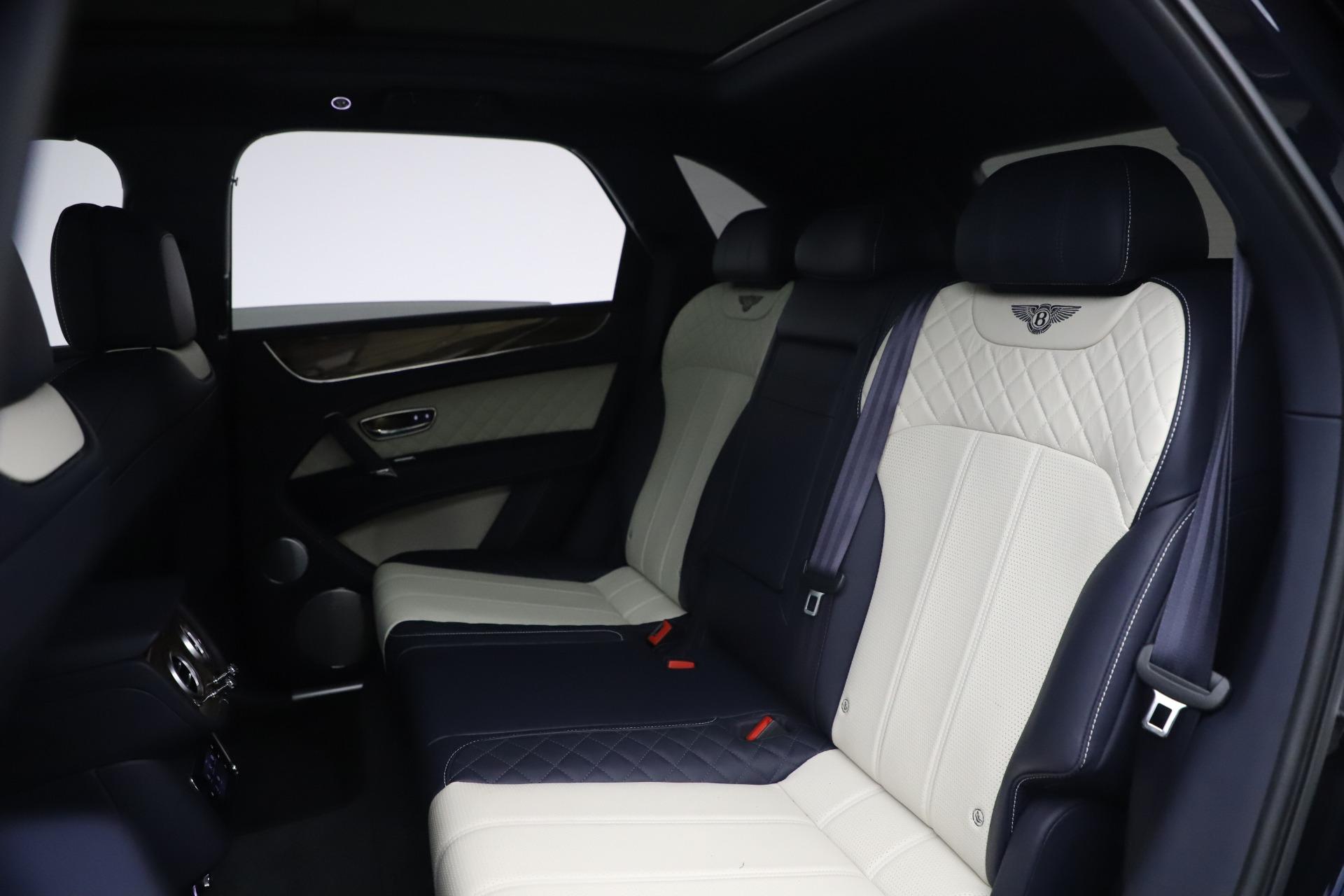 Used 2018 Bentley Bentayga W12 Signature Edition