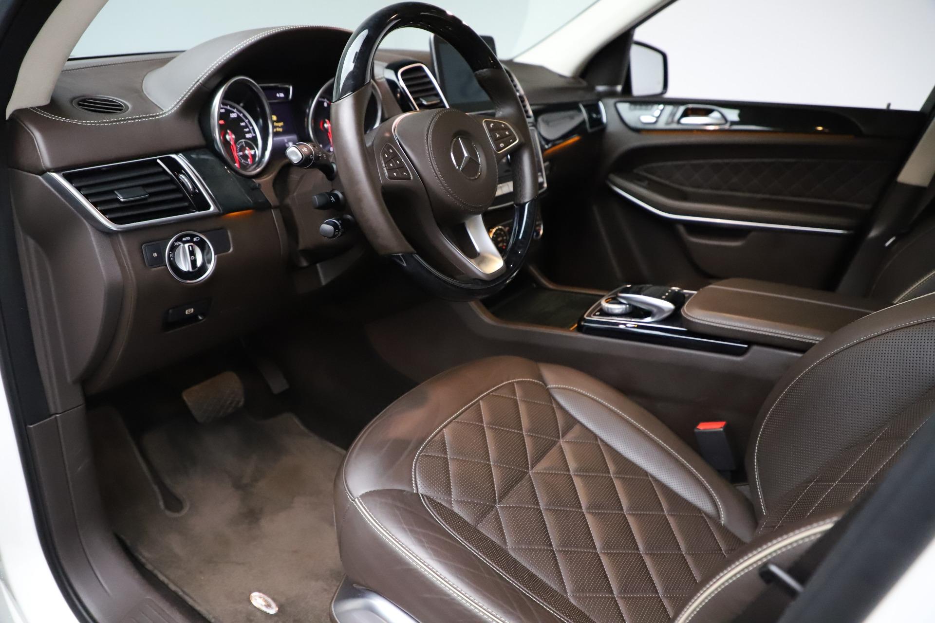 Used 2018 Mercedes Benz GLS 550