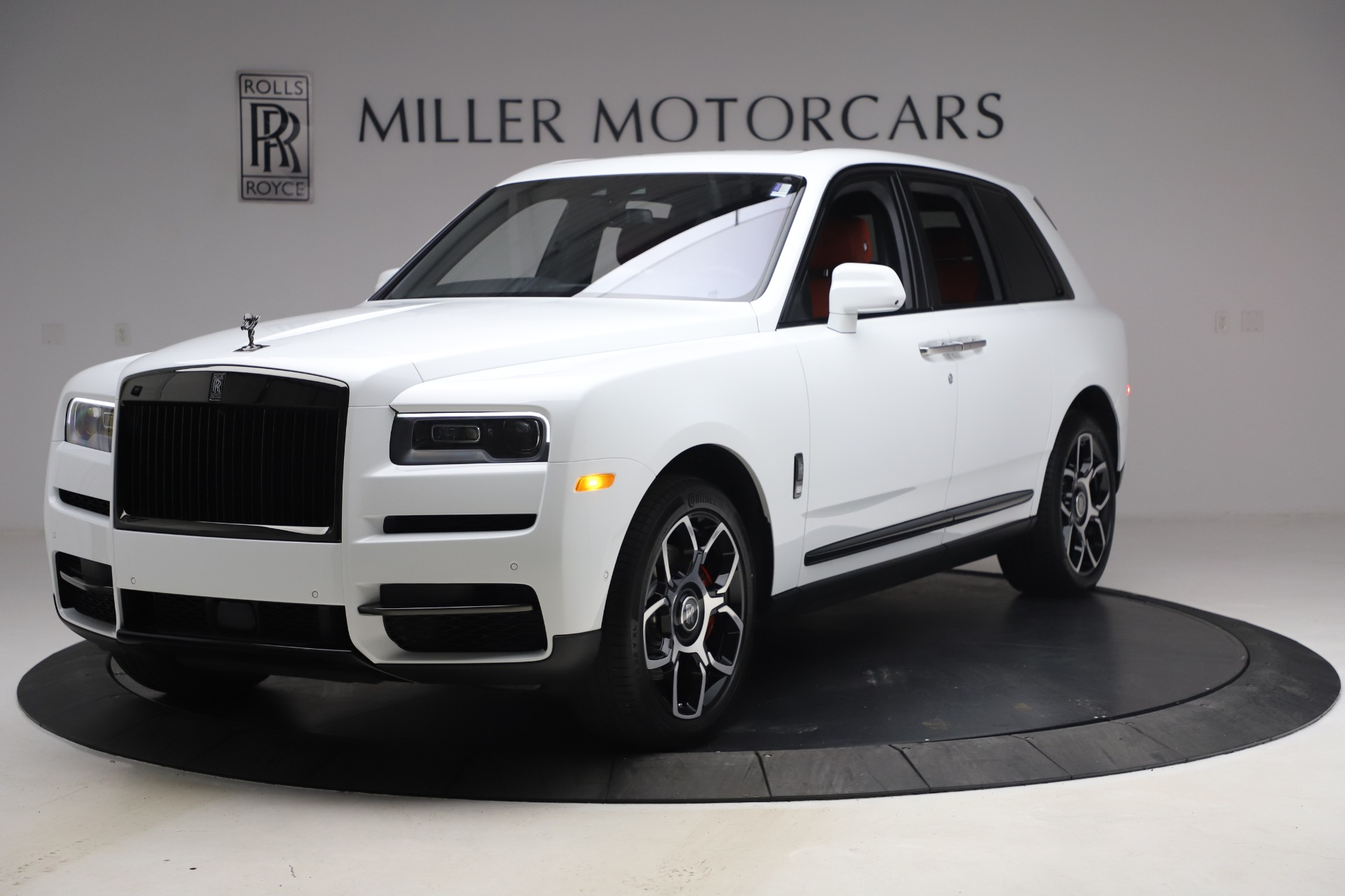 New 2021 Rolls-Royce Cullinan Black Badge | Greenwich, CT