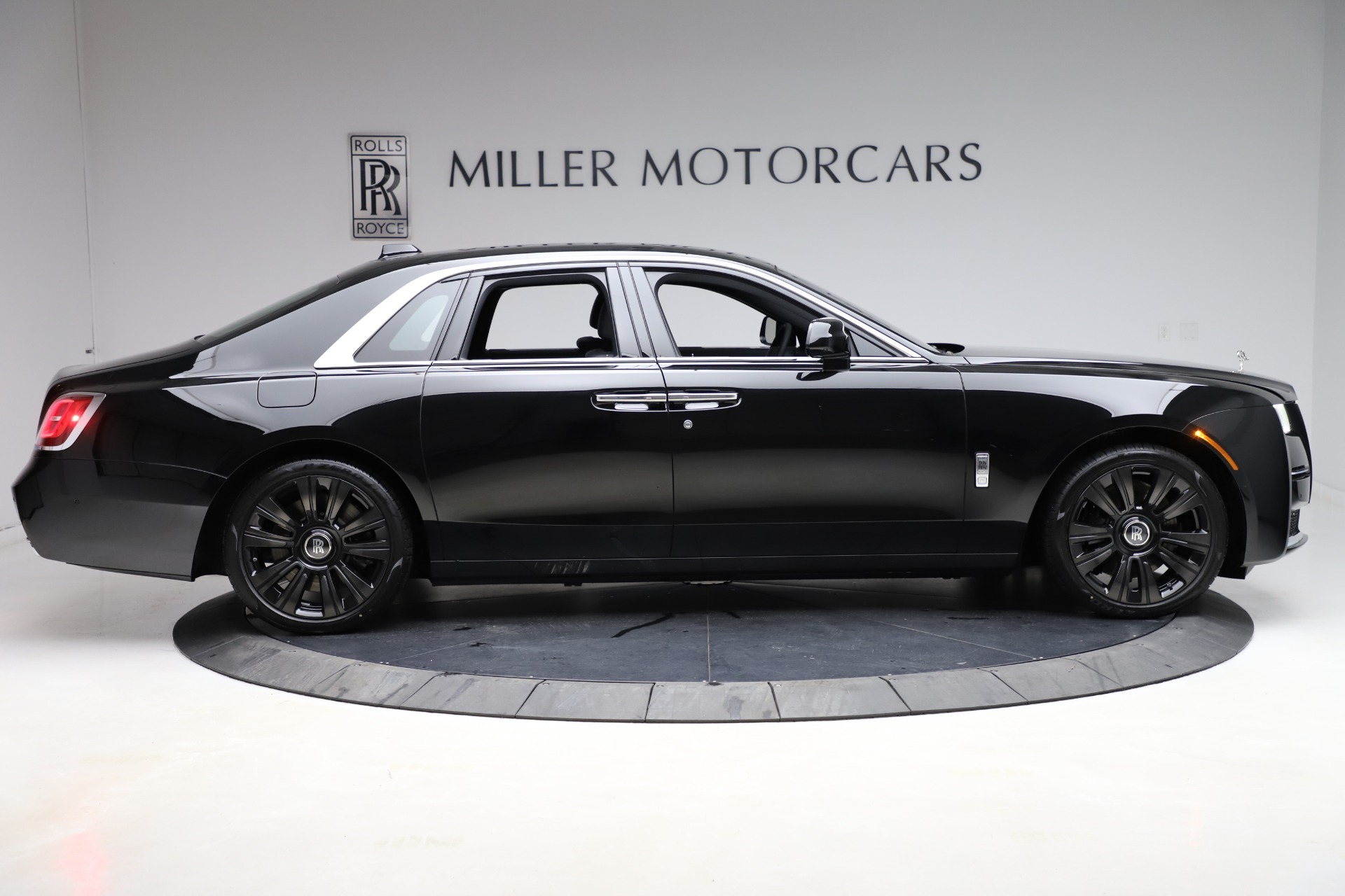 New 2021 Rolls Royce Ghost