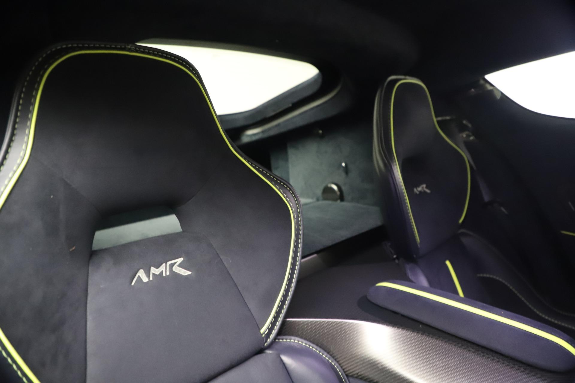 Used 2019 Aston Martin Rapide AMR Sedan