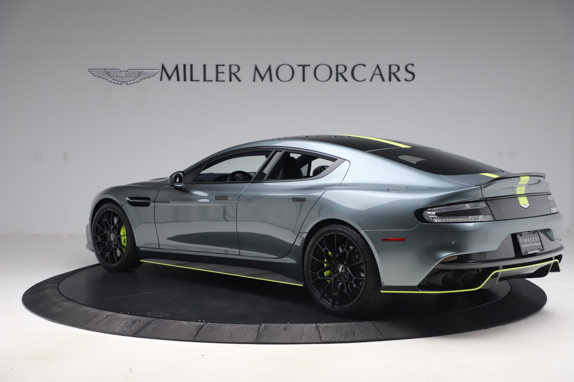 Used 2019 Aston Martin Rapide AMR