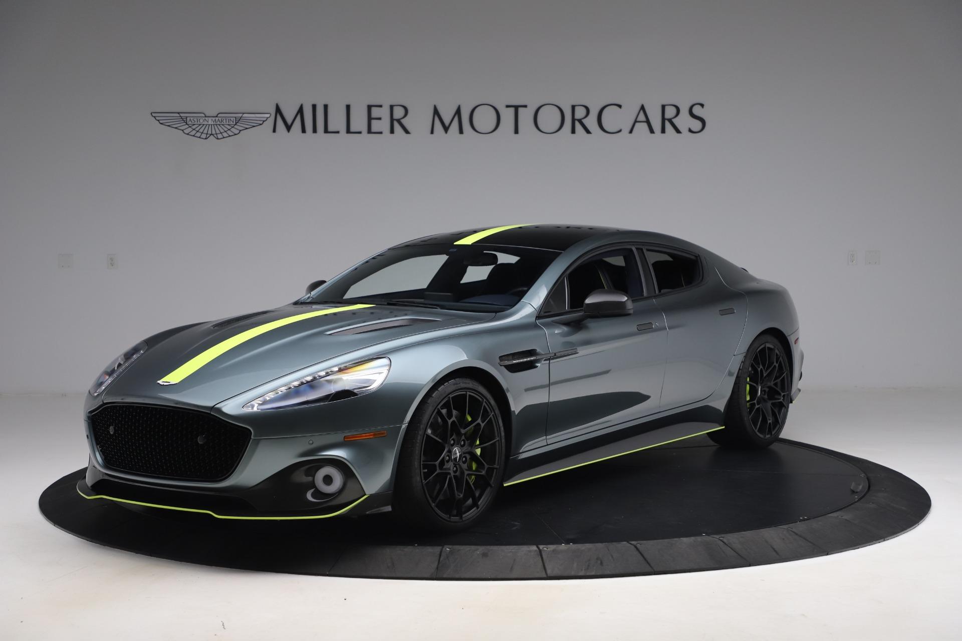 Used 2019 Aston Martin Rapide AMR Sedan   Greenwich, CT