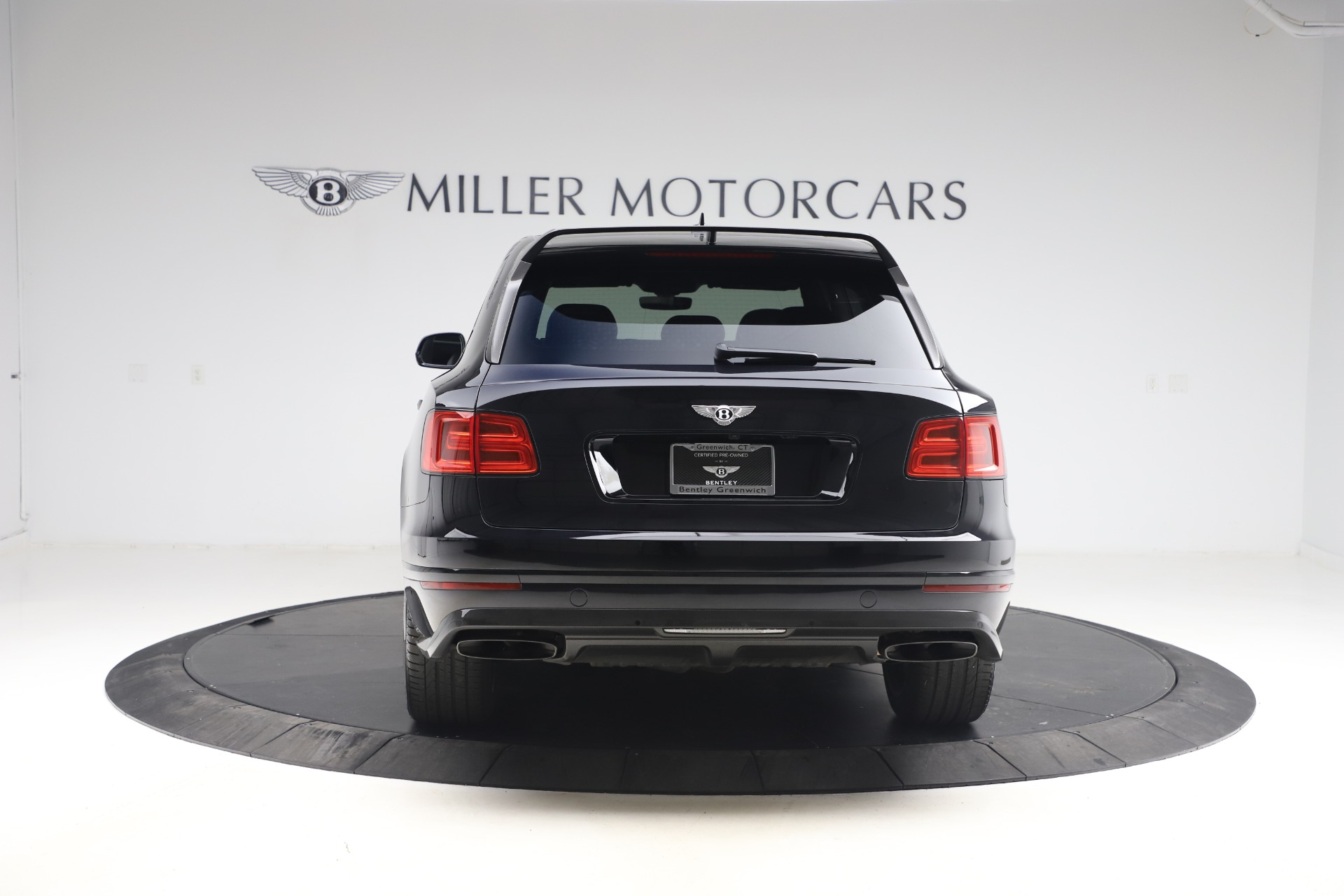 Used 2018 Bentley Bentayga Black Edition