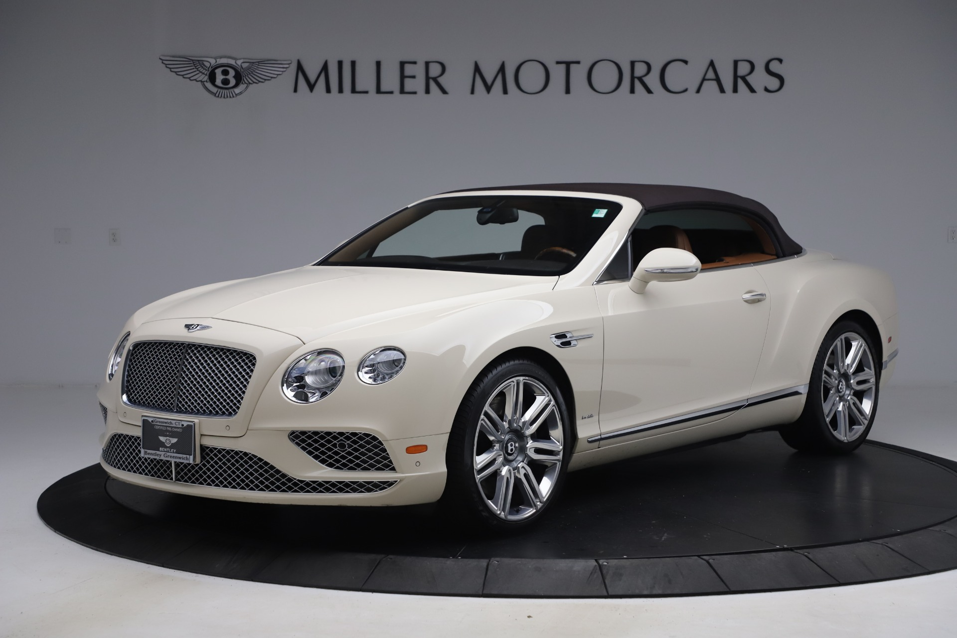 Used 2017 Bentley Continental GT W12