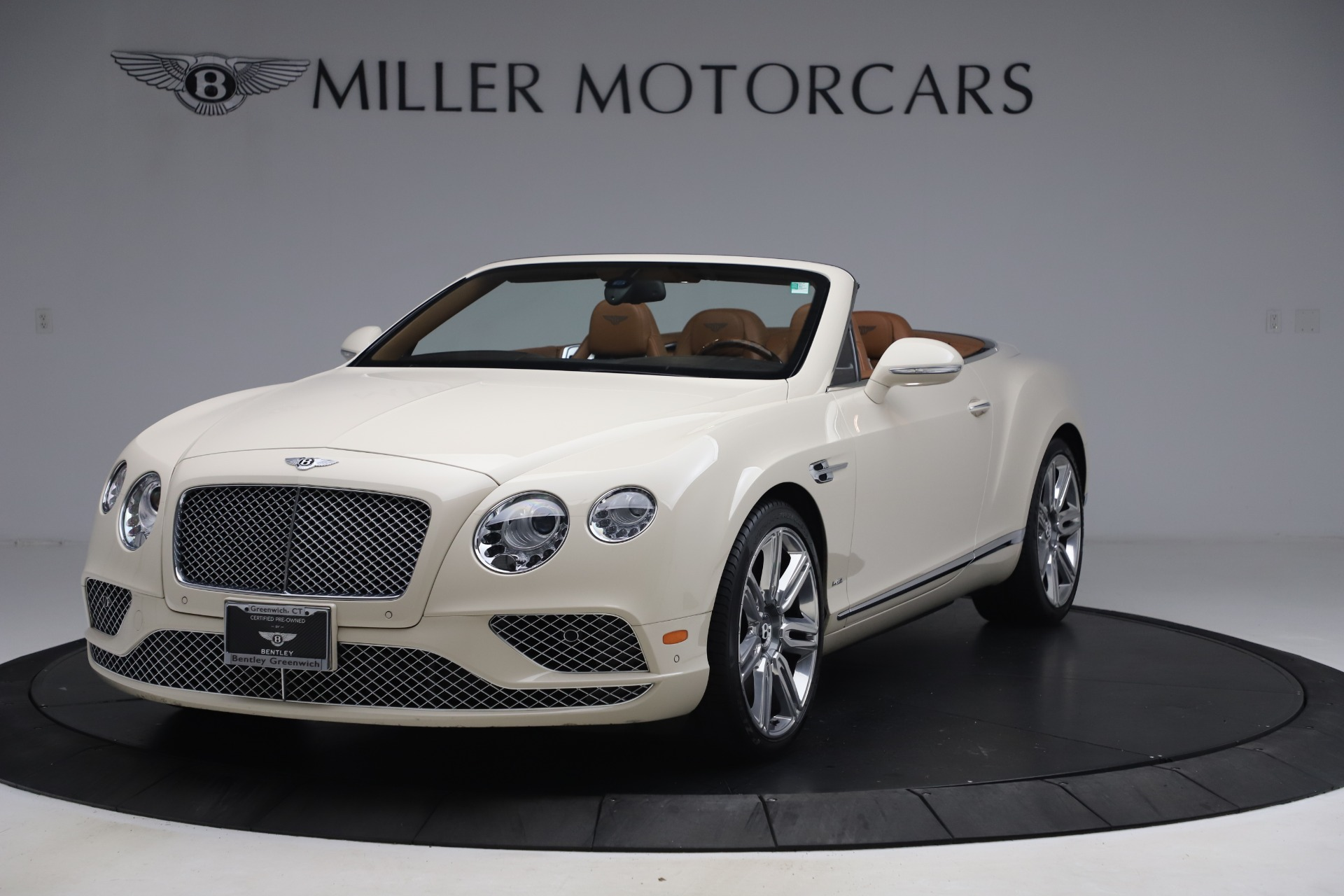 Used 2017 Bentley Continental GT W12 | Greenwich, CT