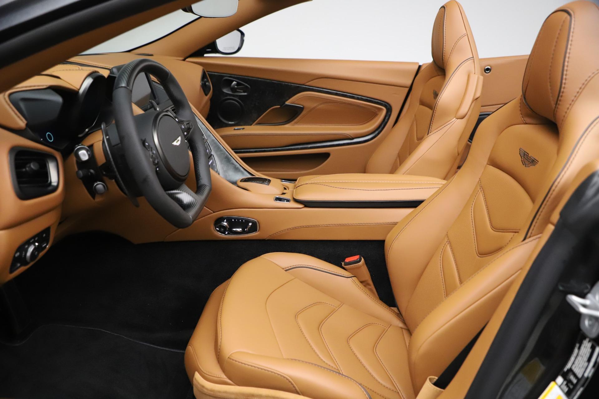 New 2021 Aston Martin DBS Superleggera Volante Convertible