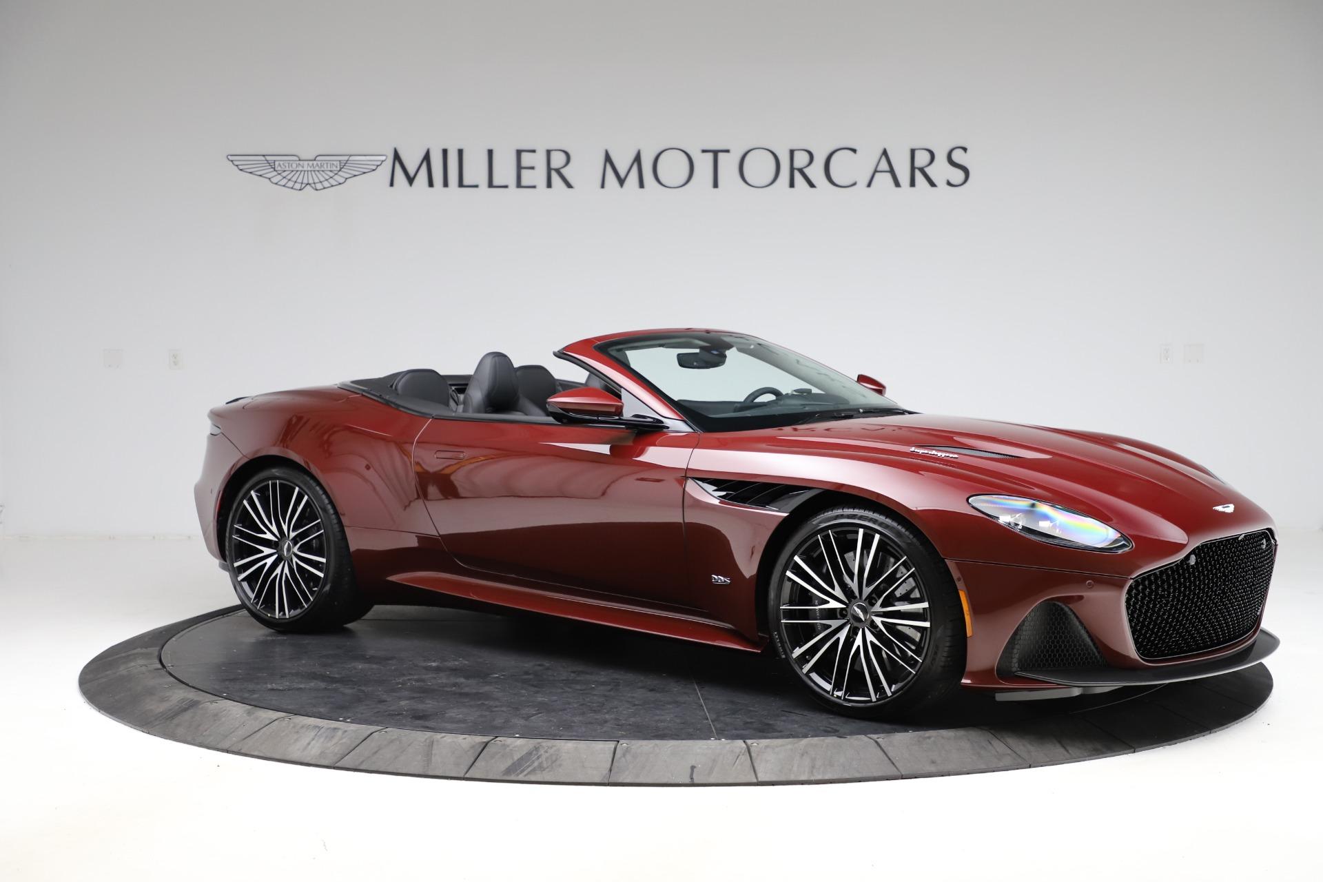 New 2021 Aston Martin DBS Superleggera Volante
