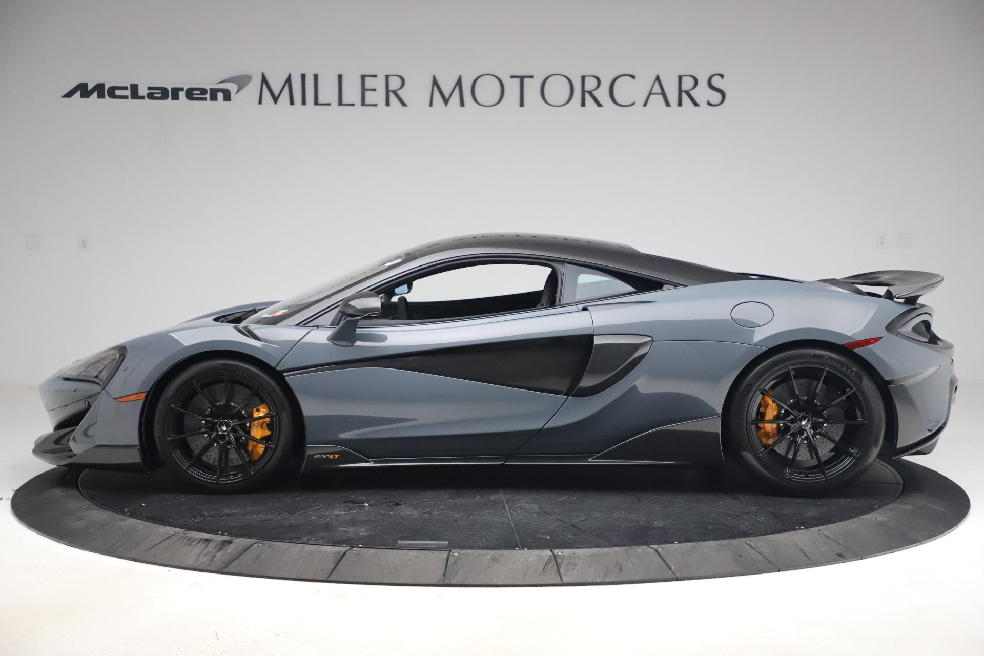 Used 2019 McLaren 600LT Coupe