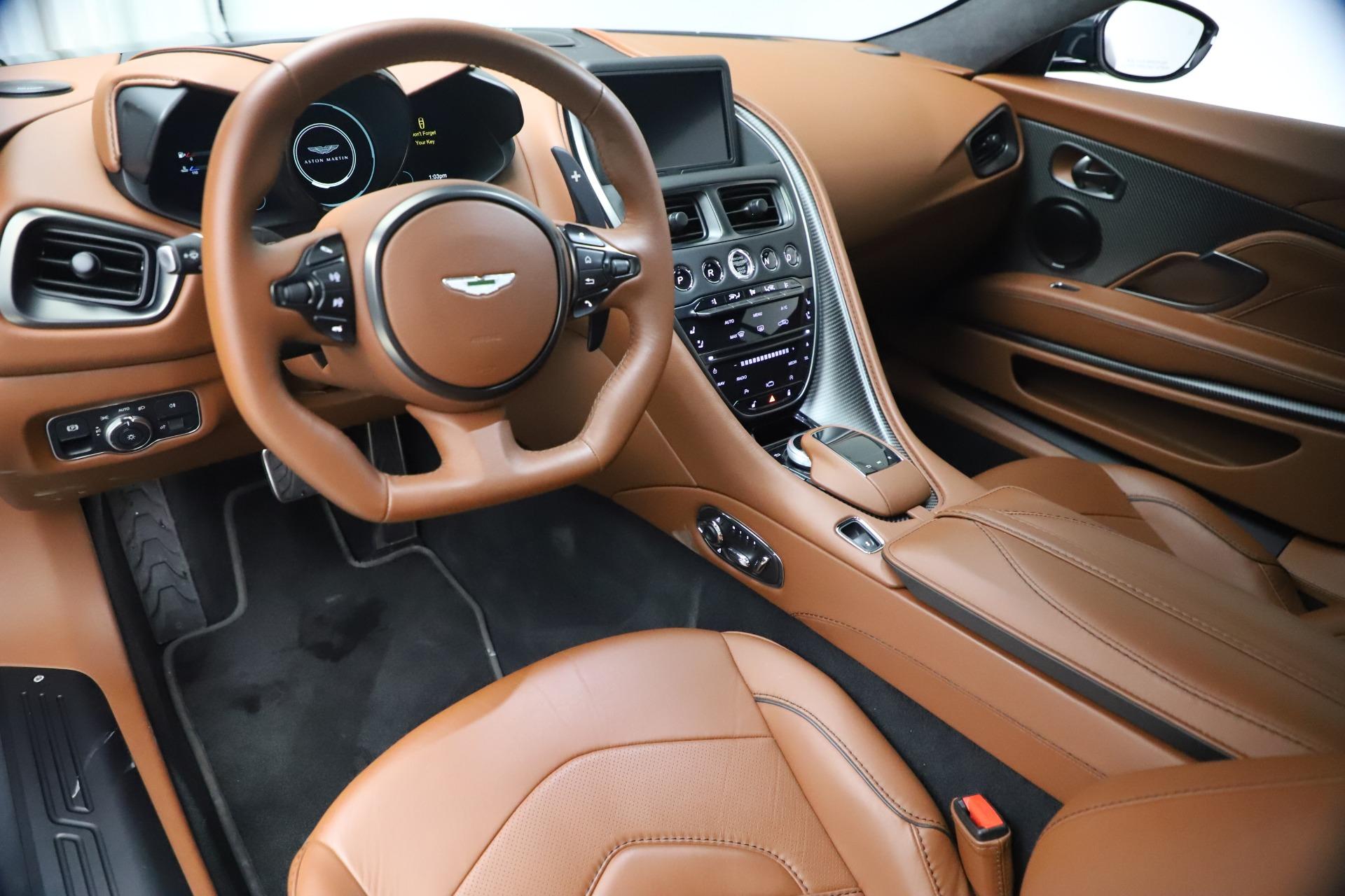 Used 2020 Aston Martin DBS Superleggera