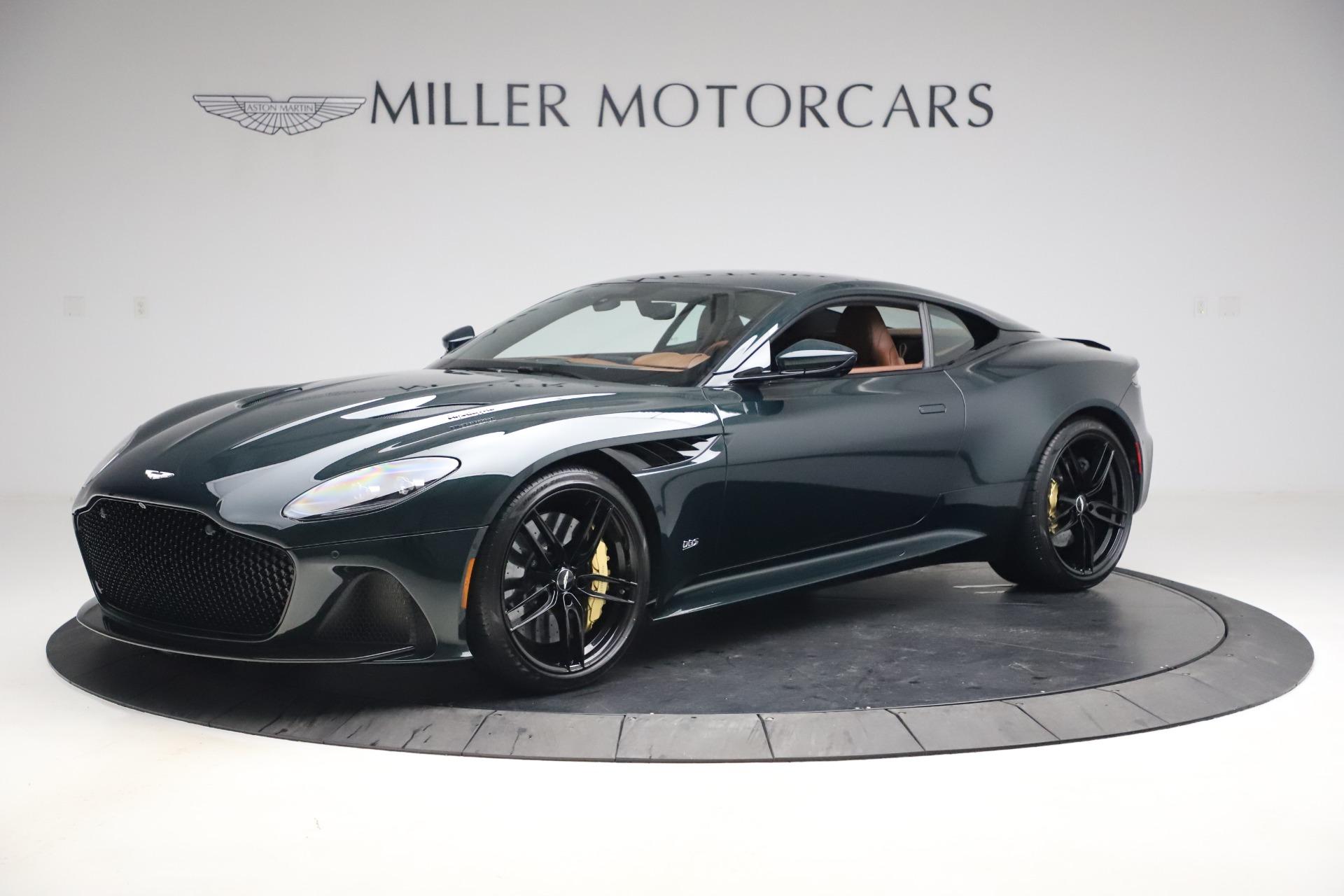 Used 2020 Aston Martin DBS Superleggera | Greenwich, CT