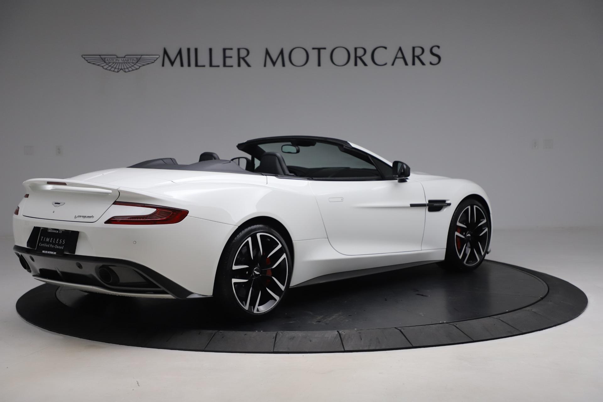 Used 2015 Aston Martin Vanquish Volante