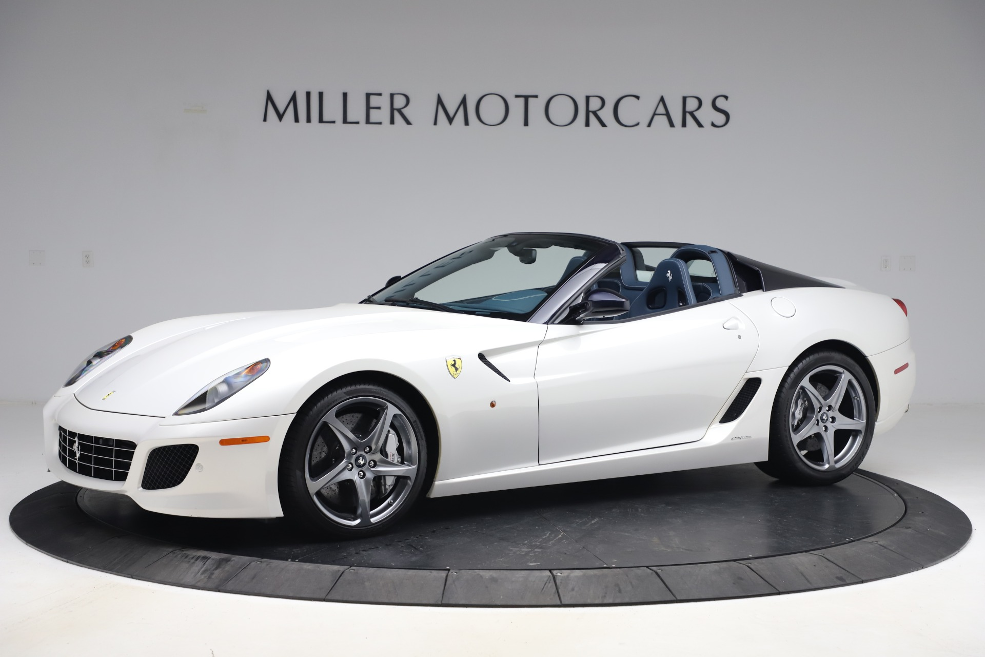 Used 2011 Ferrari 599 SA Aperta  | Greenwich, CT