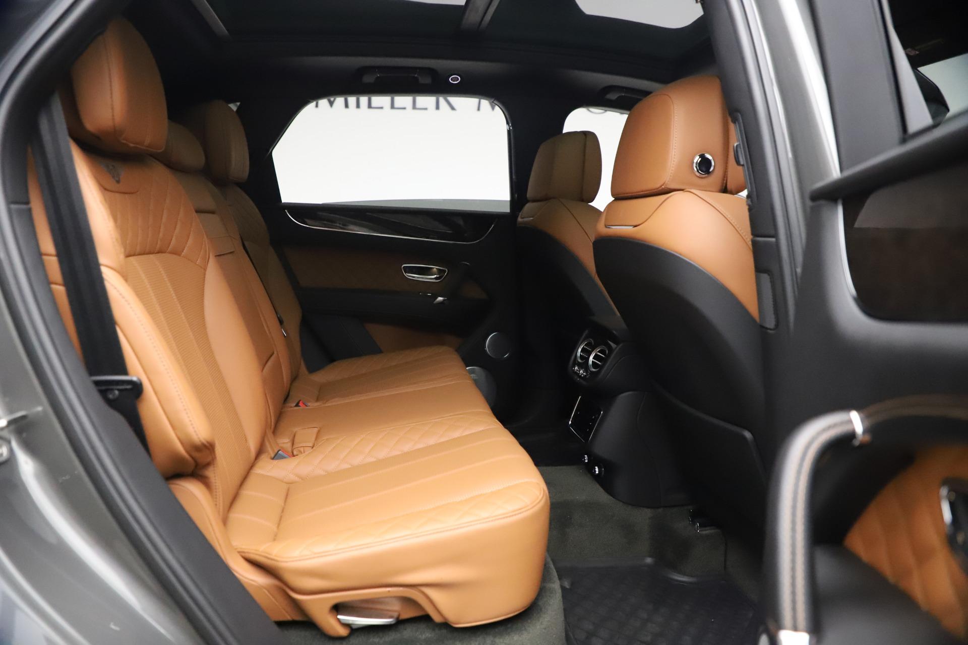 Used 2018 Bentley Bentayga W12