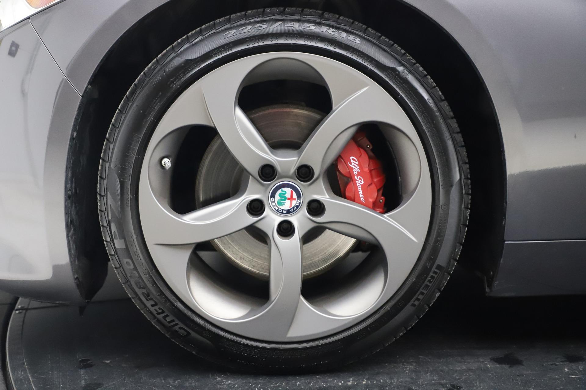 Used 2017 Alfa Romeo Giulia Ti Sport