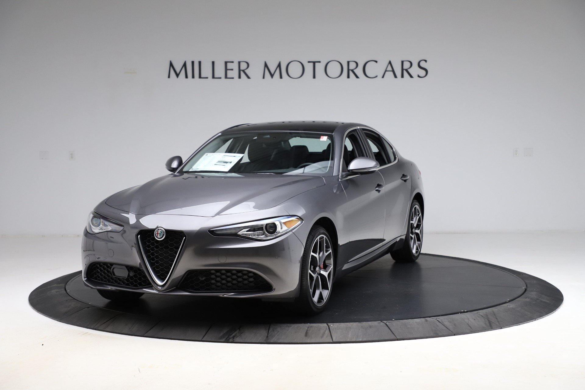 New 2021 Alfa Romeo Giulia Ti Q4   Greenwich, CT