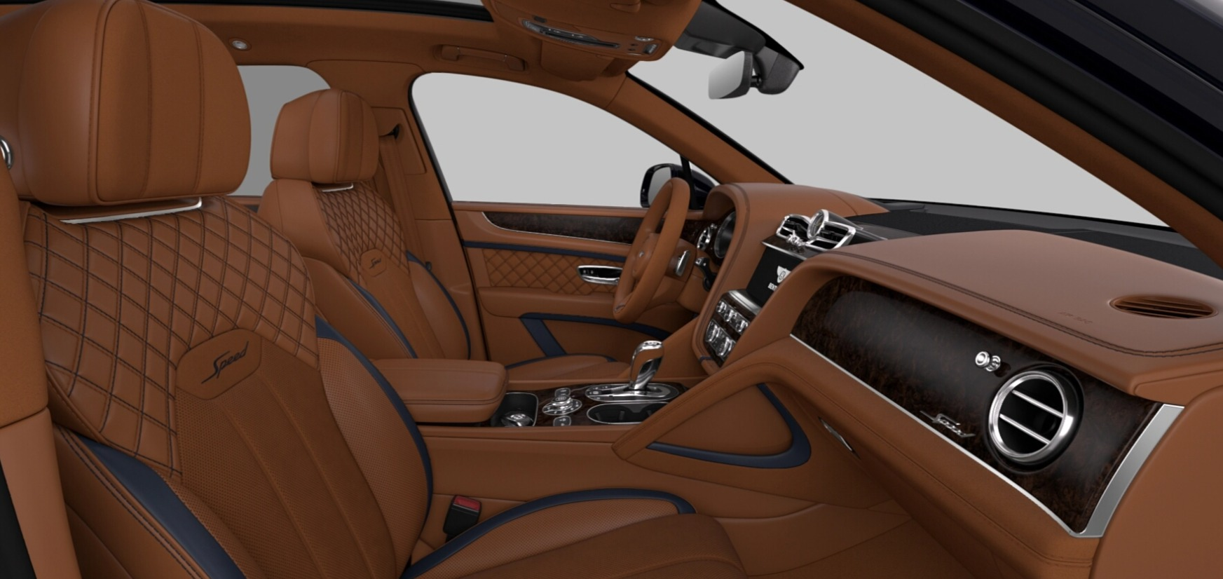 New 2021 Bentley Bentayga Speed Edition