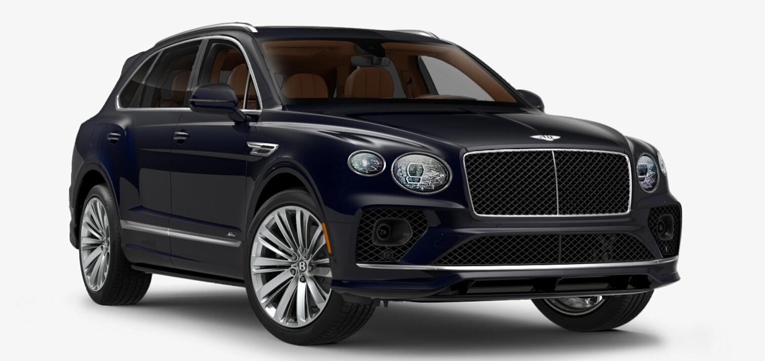 New 2021 Bentley Bentayga Speed Edition | Greenwich, CT